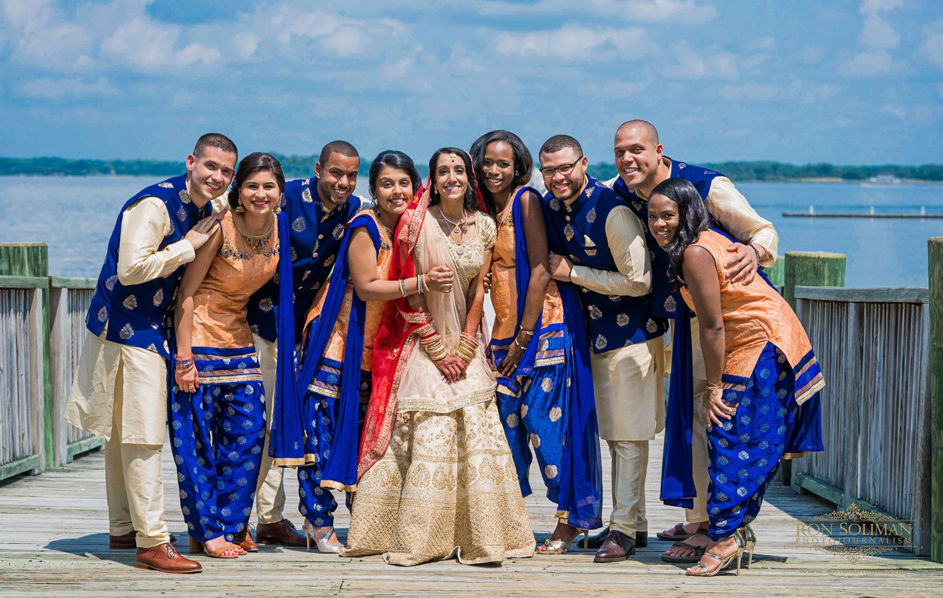 Hyatt Regency Chesapeake Bay Wedding 12