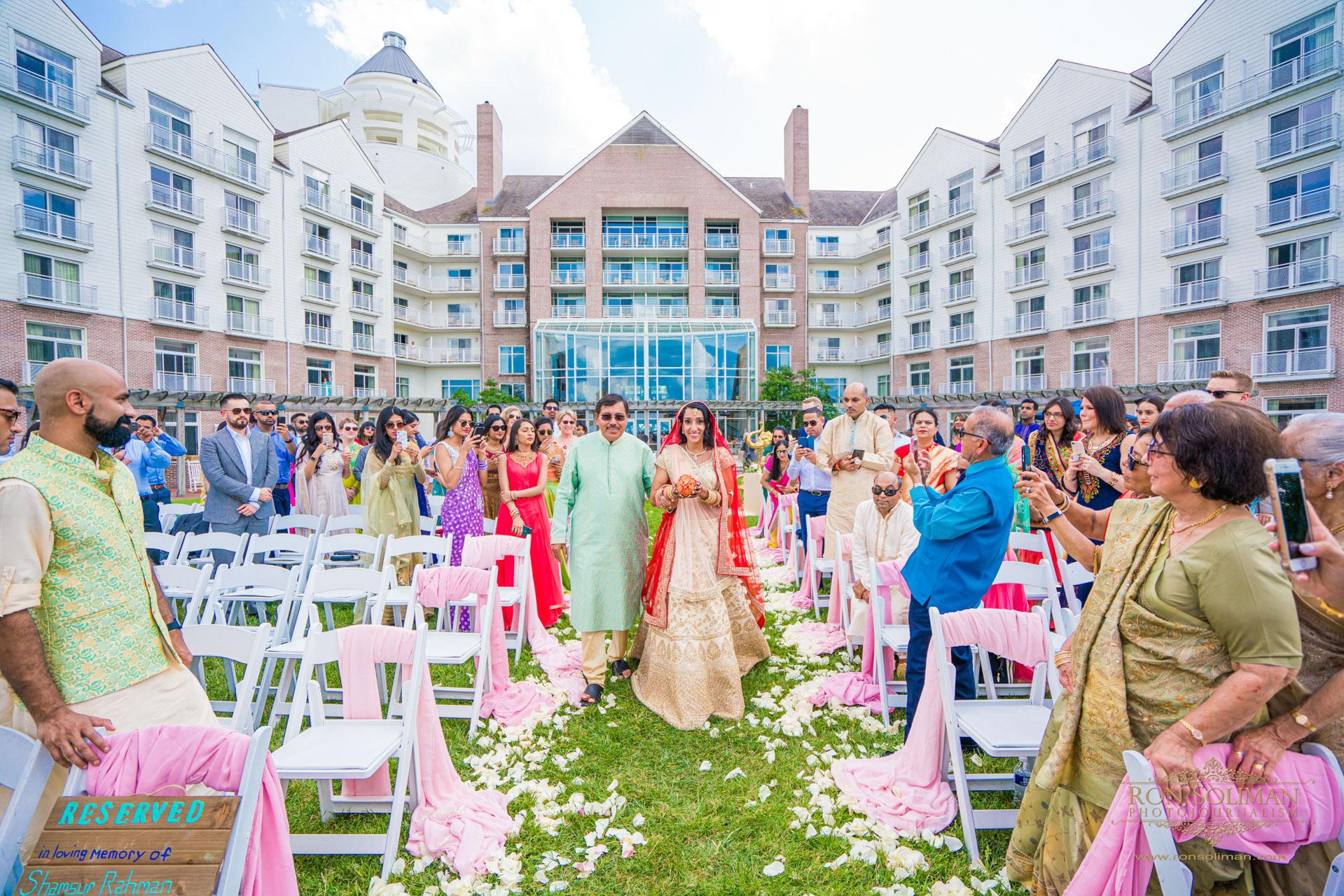 Hyatt Regency Chesapeake Bay Wedding 21