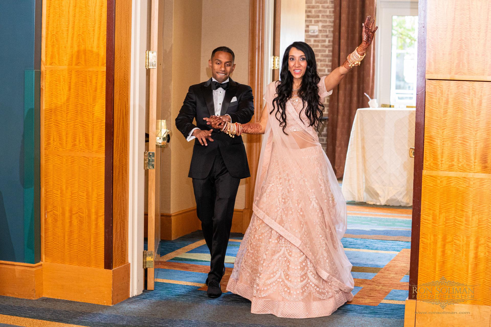 Hyatt Regency Chesapeake Bay Wedding 33