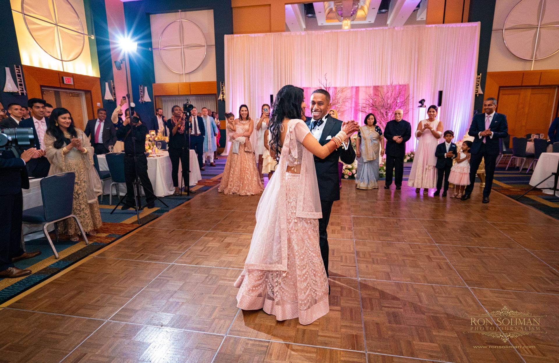 Hyatt Regency Chesapeake Bay Wedding 35