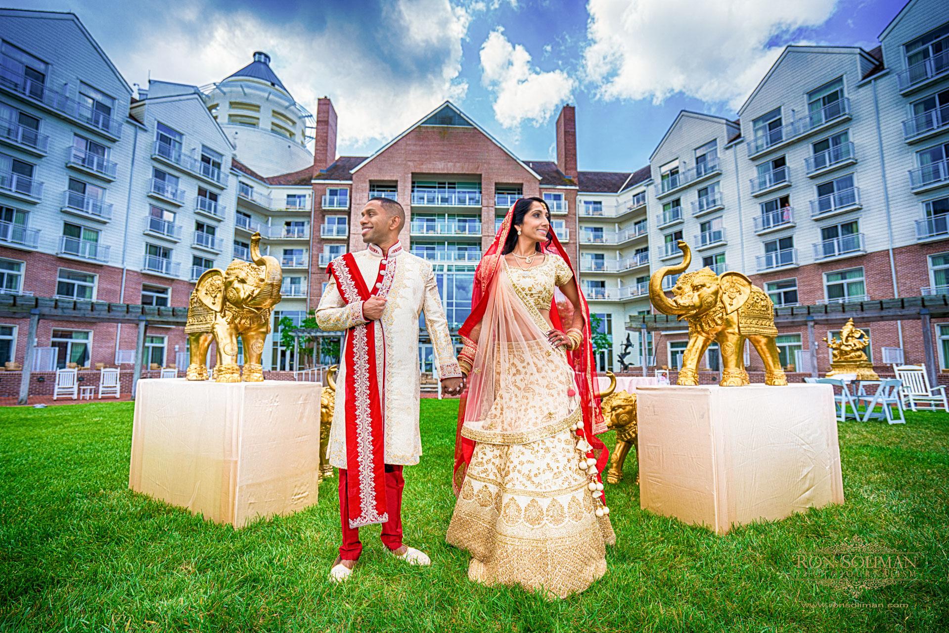 Hyatt Regency Chesapeake Bay Wedding 7