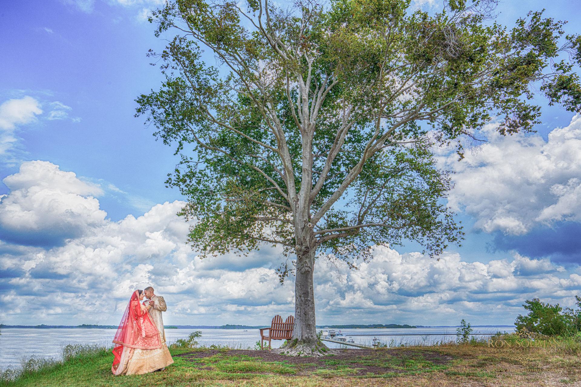 Hyatt Regency Chesapeake Bay Wedding 9