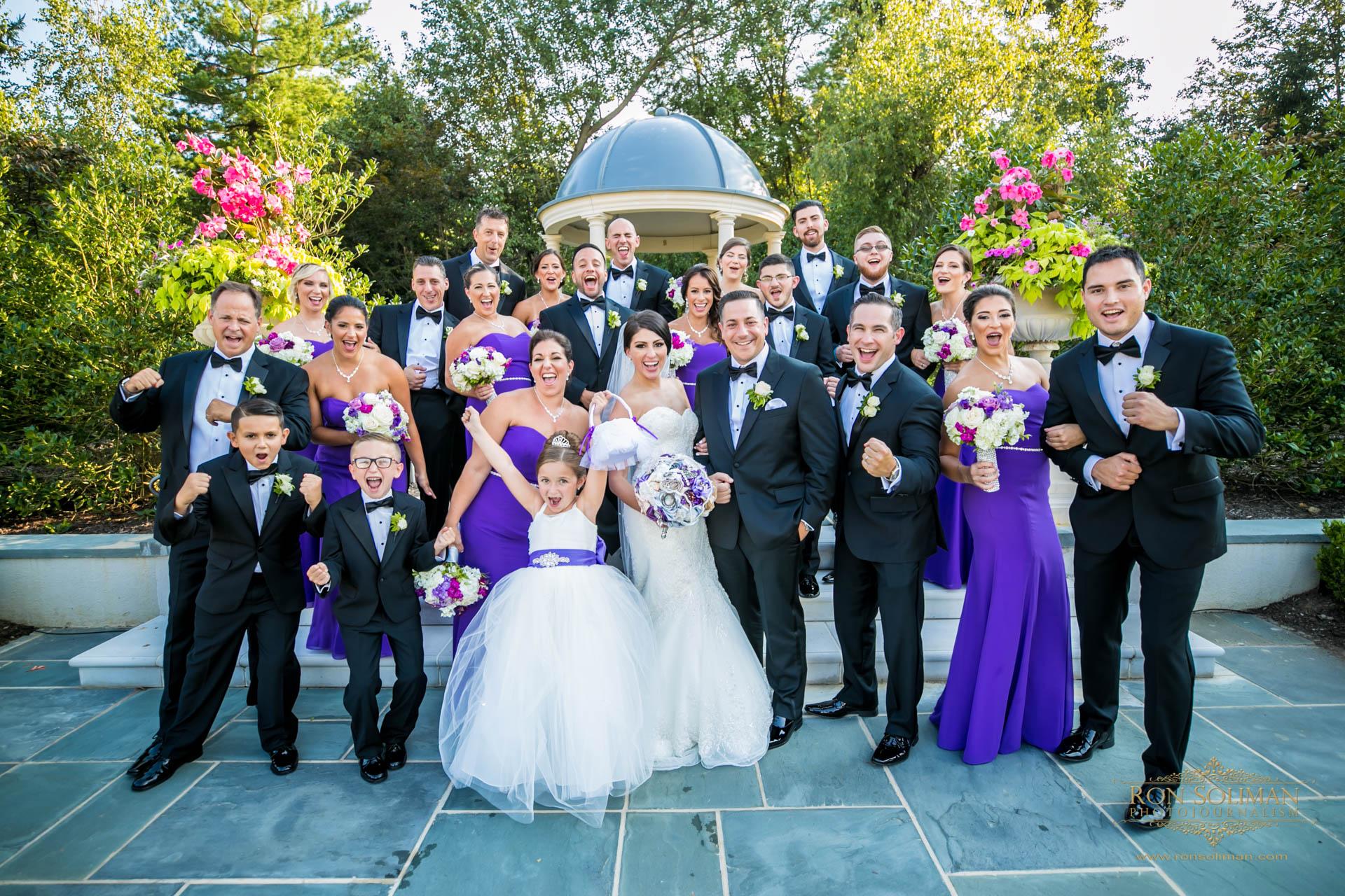 Park Chateau Wedding 24