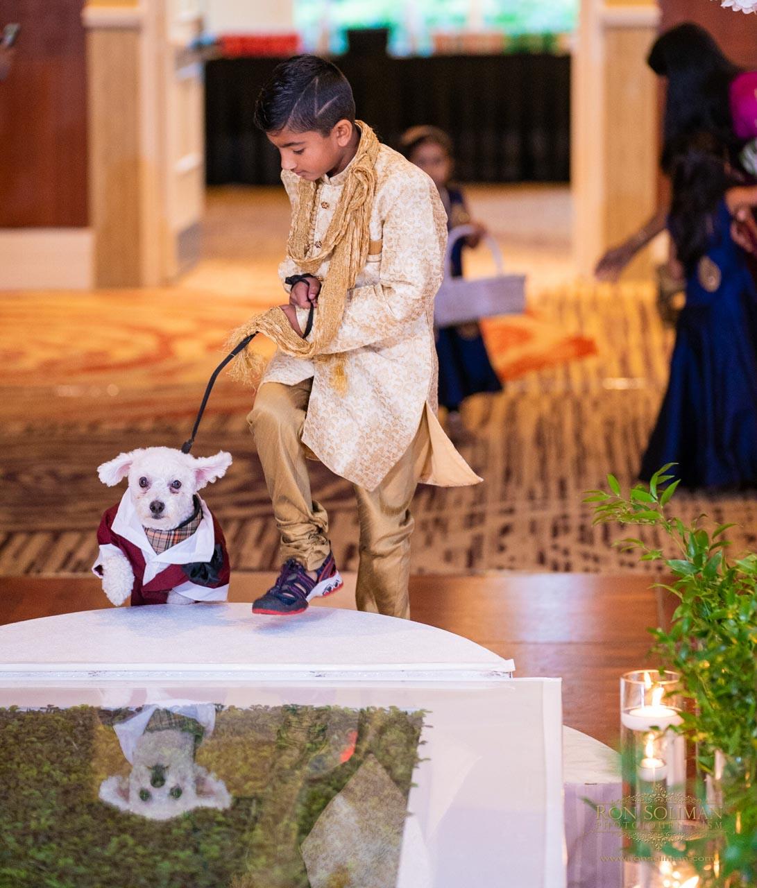 DoubleTree Somerset Hotel Wedding 17