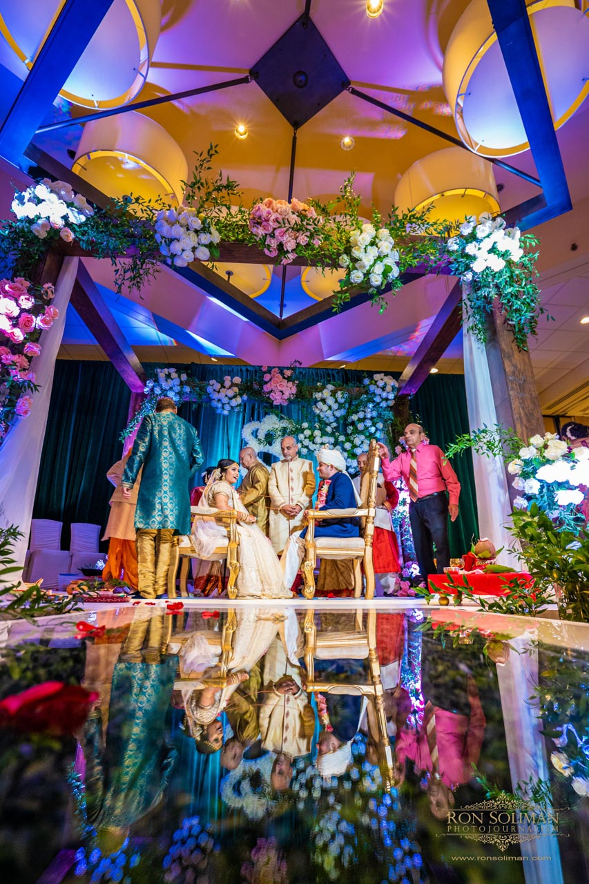 DoubleTree Somerset Hotel Wedding 21