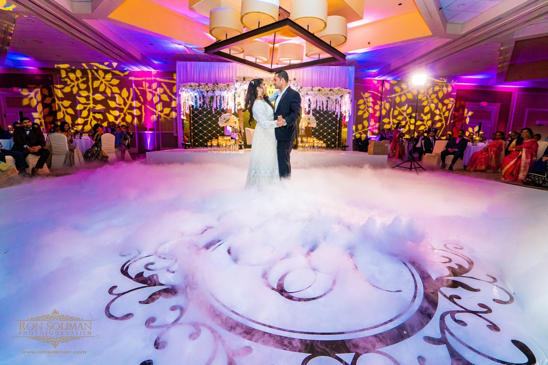 DoubleTree Somerset Hotel Wedding 32