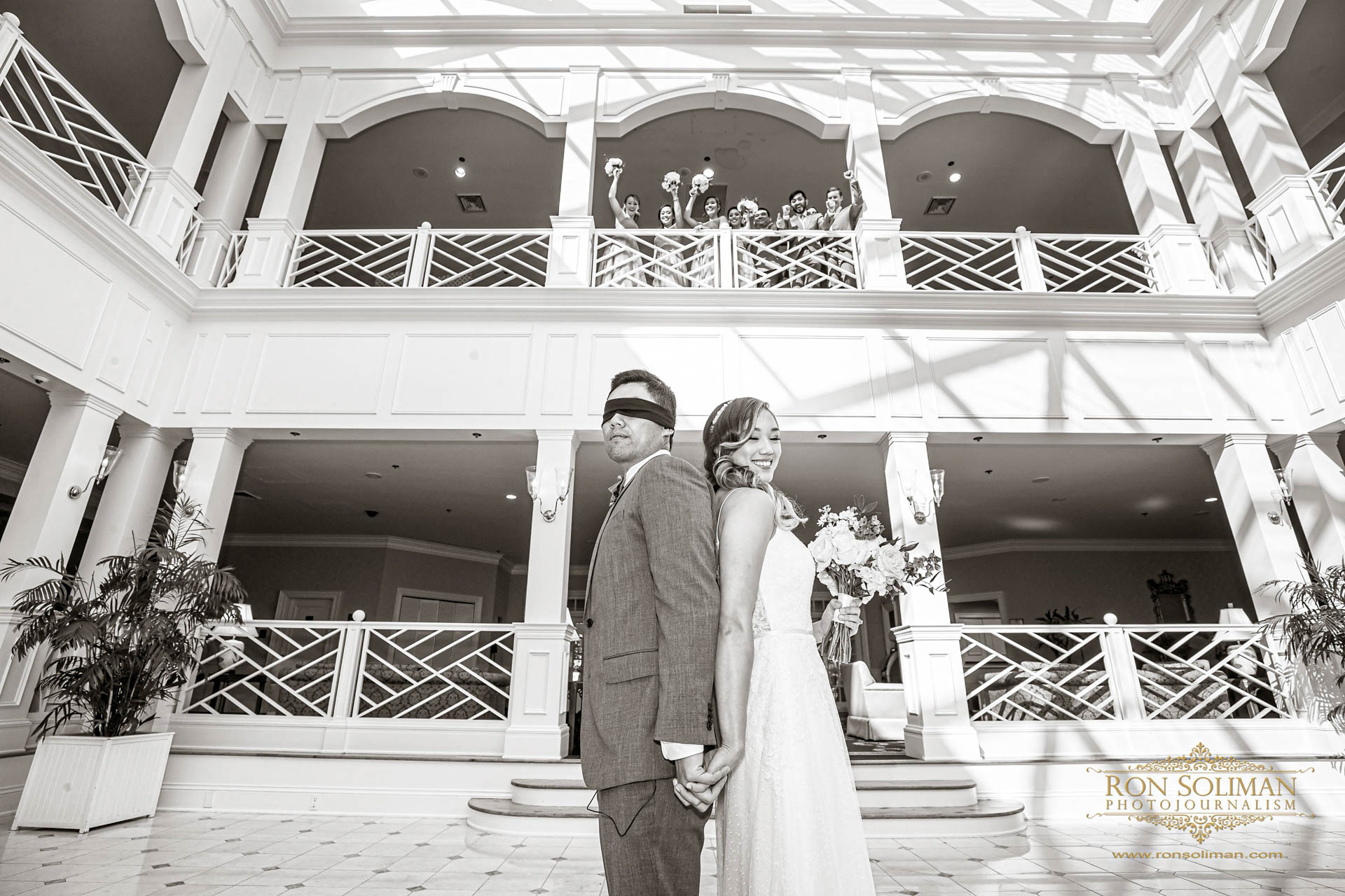 Founders Inn and Spa Wedding 12