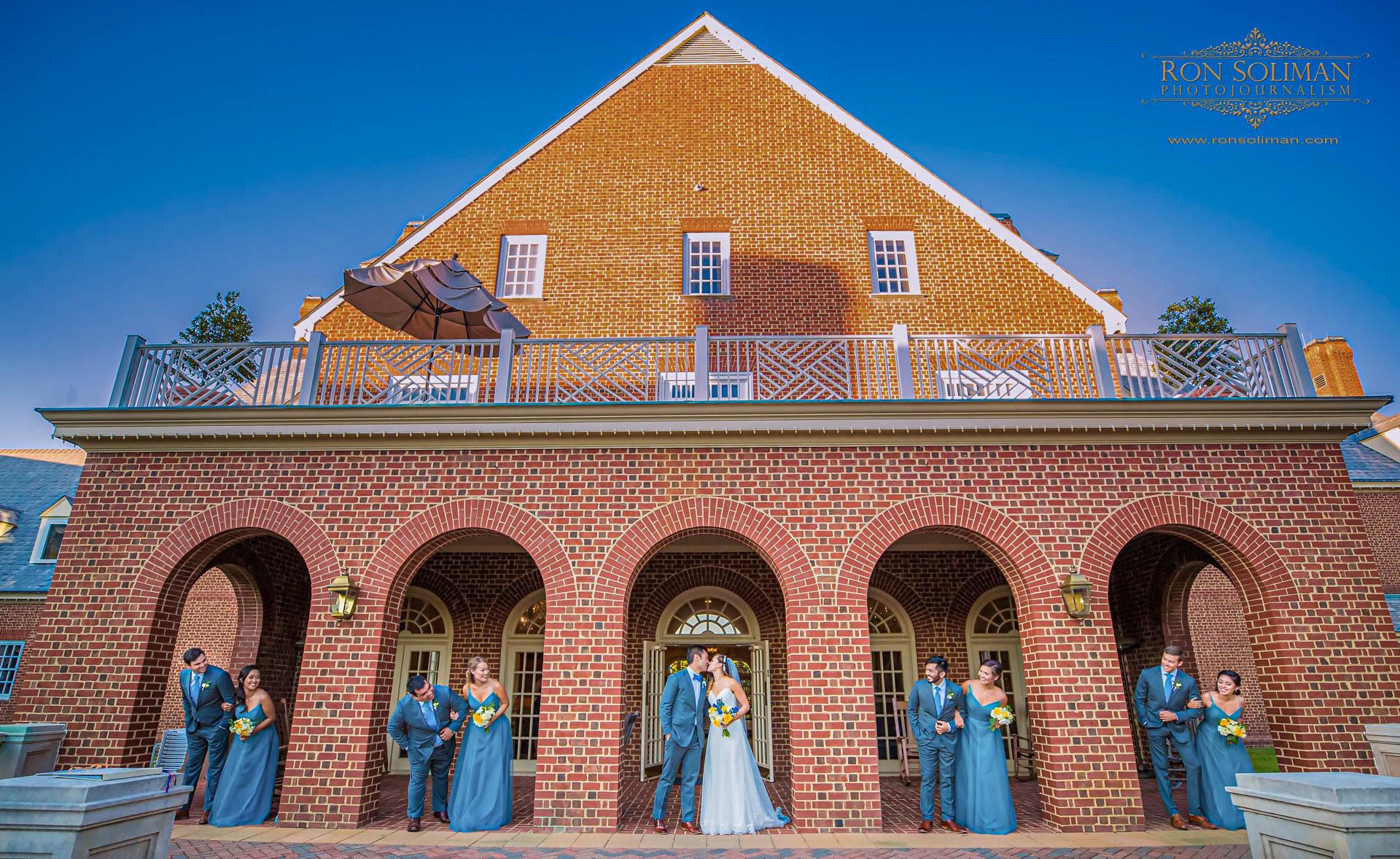 Founders Inn and Spa Wedding 29