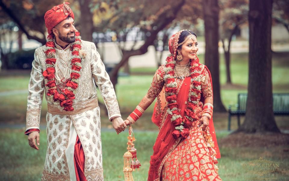 HYATT REGENCY RESTON  INDIAN WEDDING