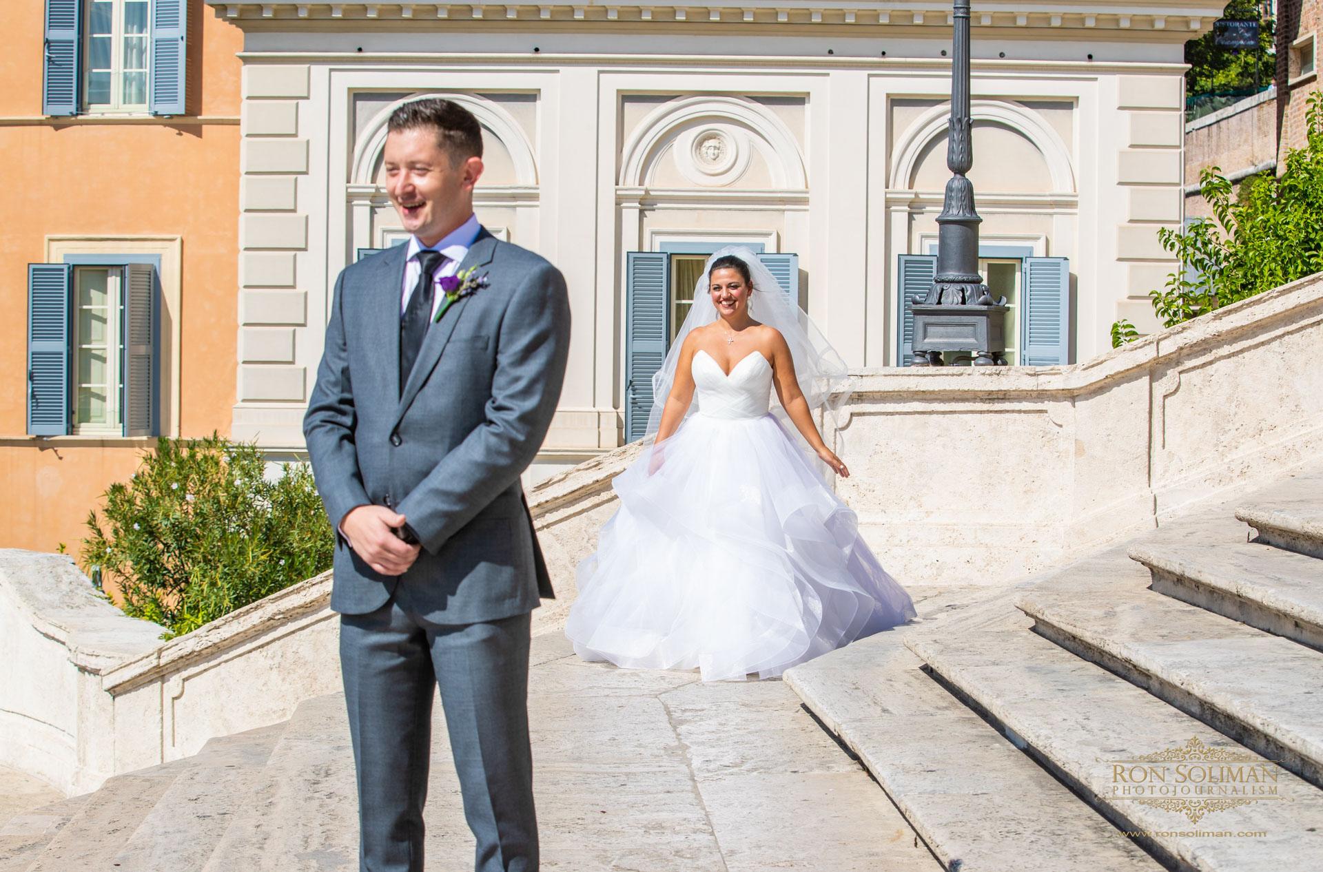 ROME WEDDING 14