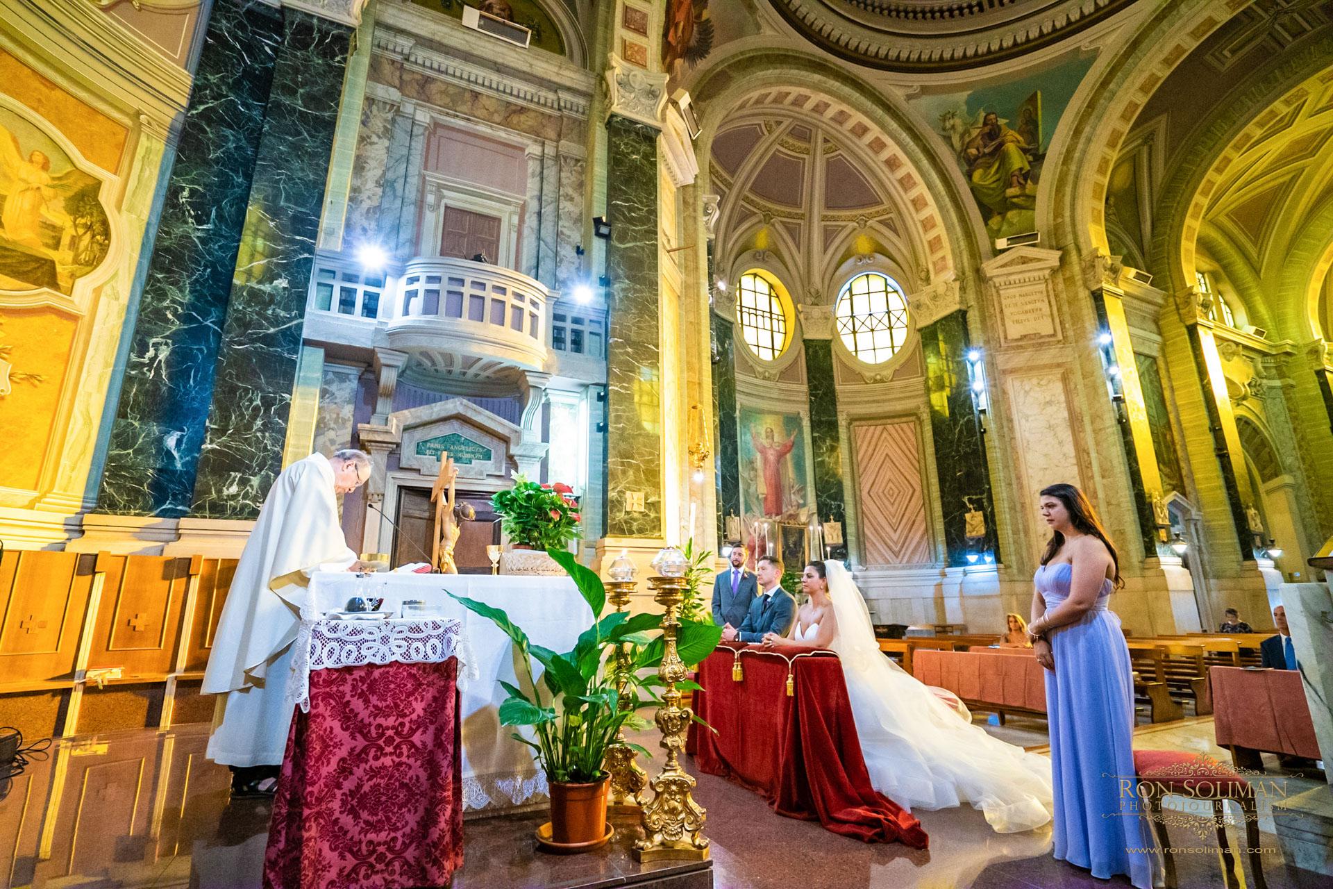 ROME WEDDING 25