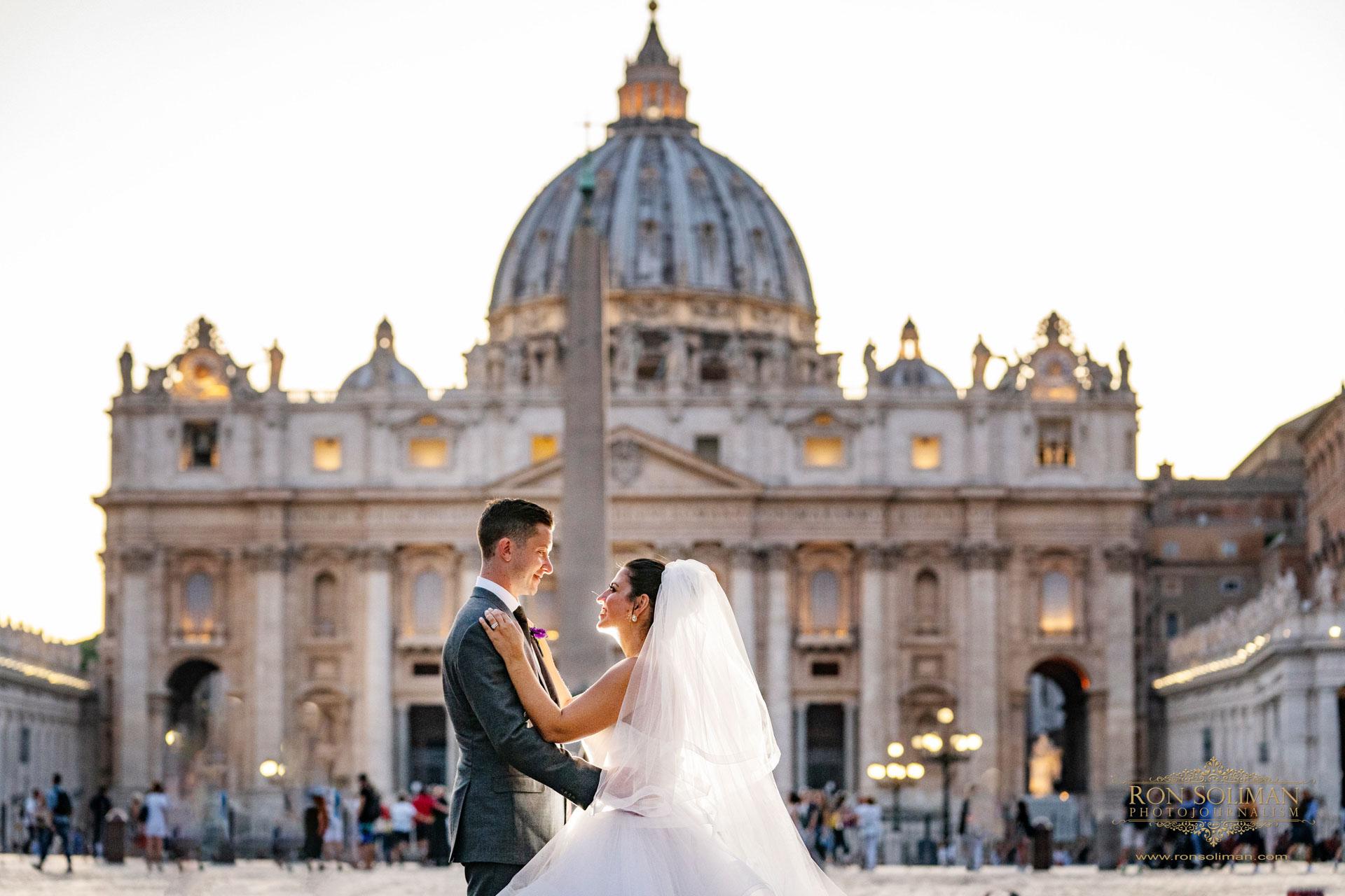 ROME WEDDING 37