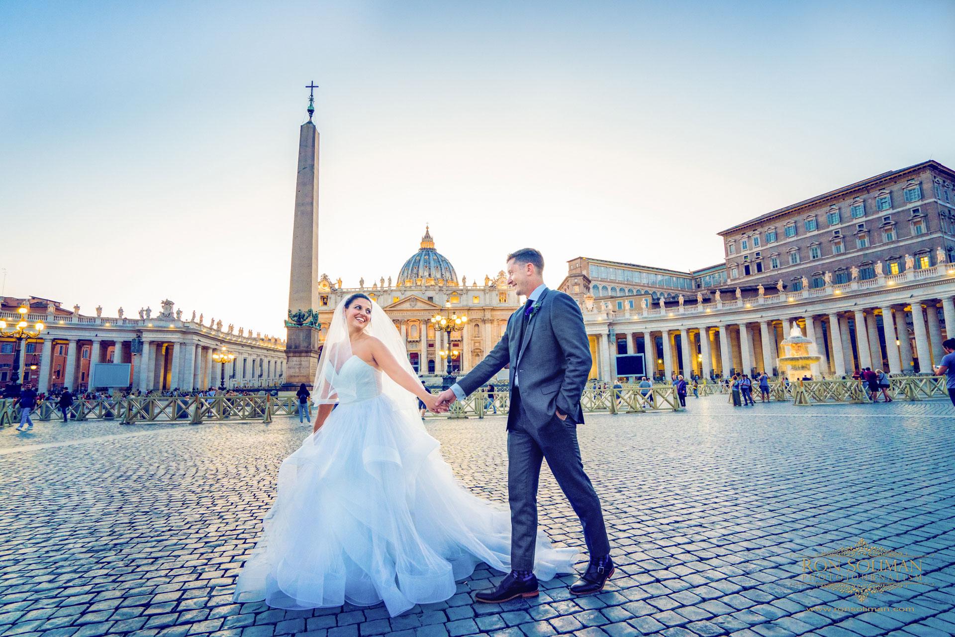 ROME WEDDING 42