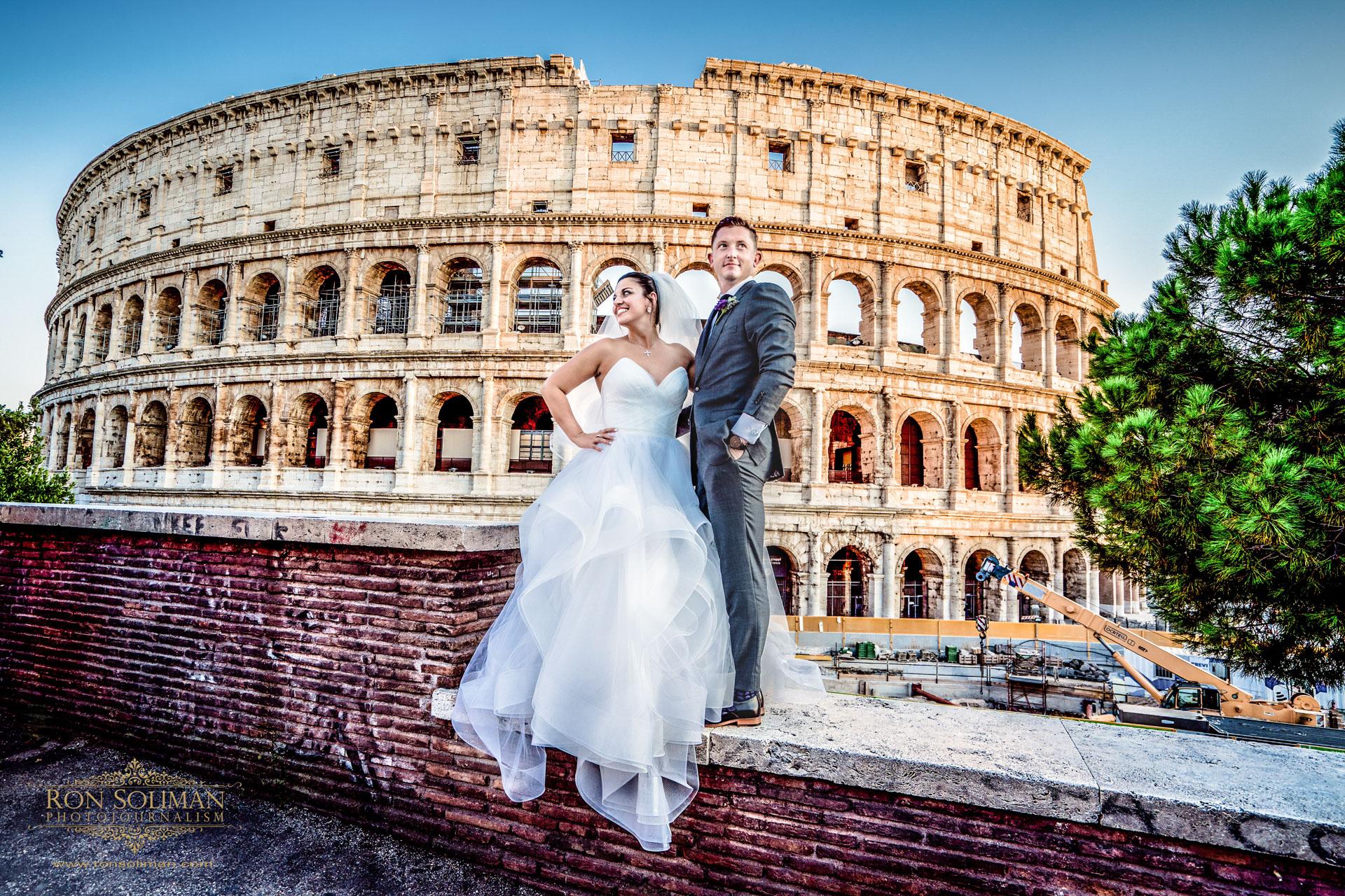 ROME WEDDING 43