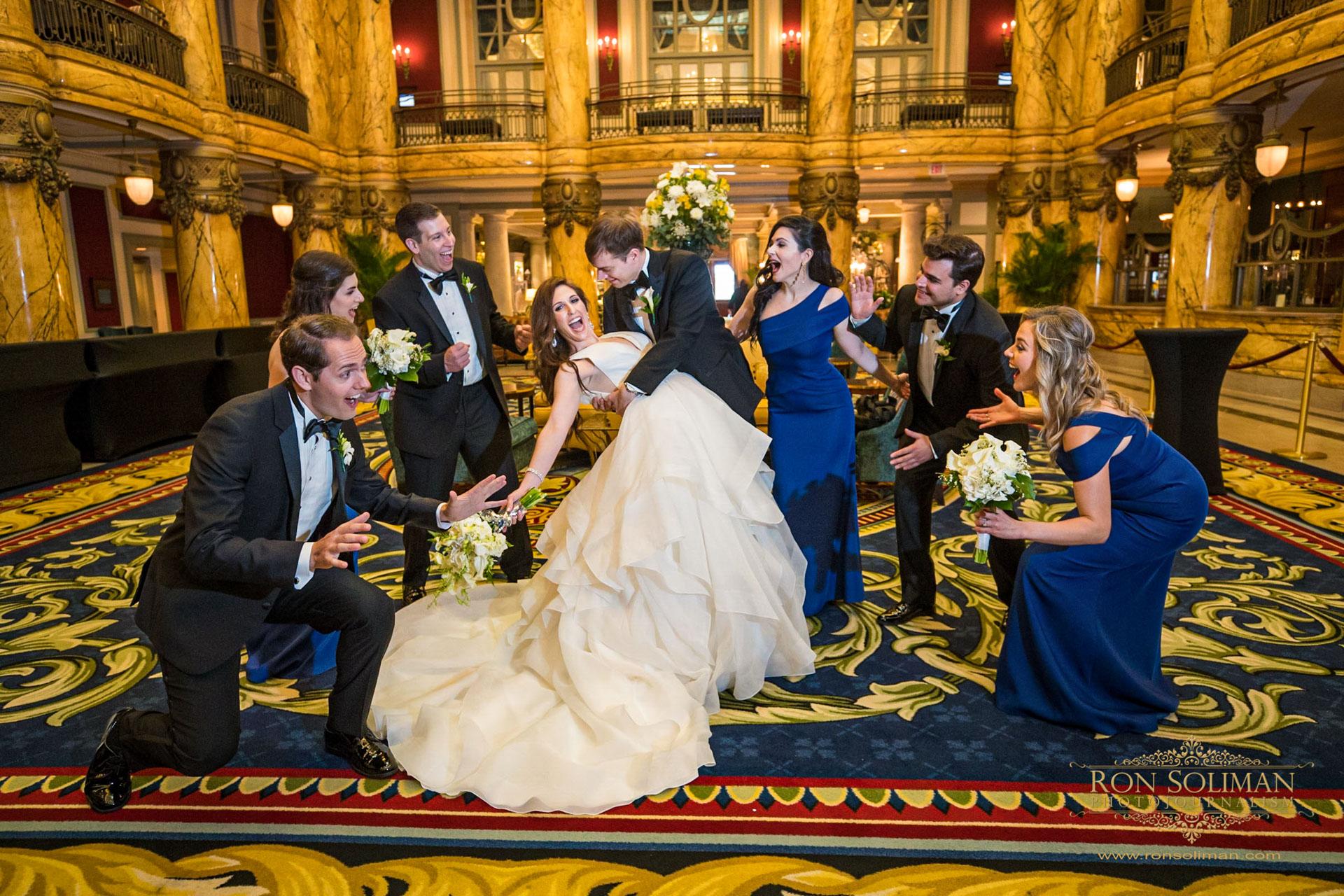 THE JEFFERSON HOTEL WEDDING 19