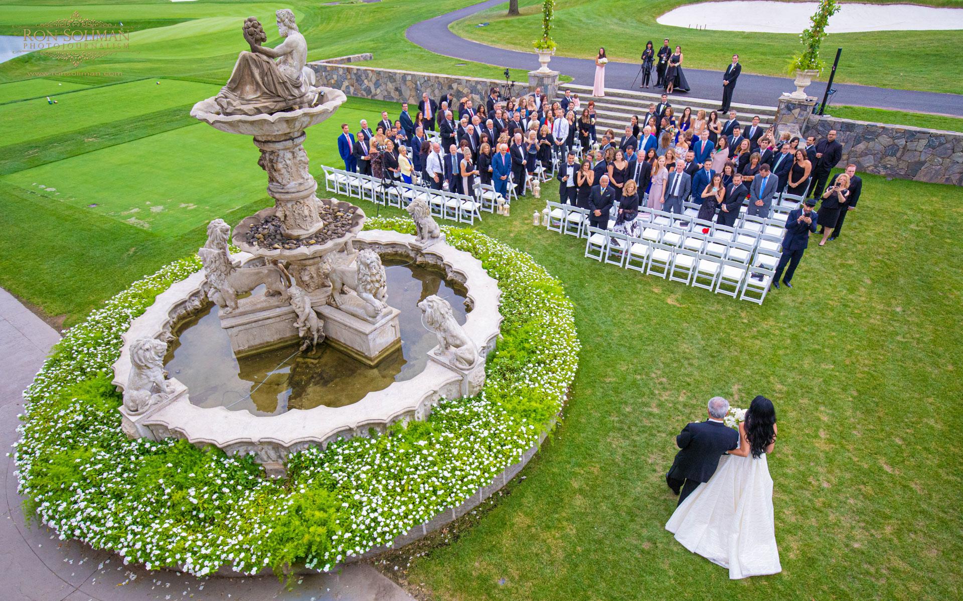 TRUMP NATIONAL GOLF CLUB WEDDING 27