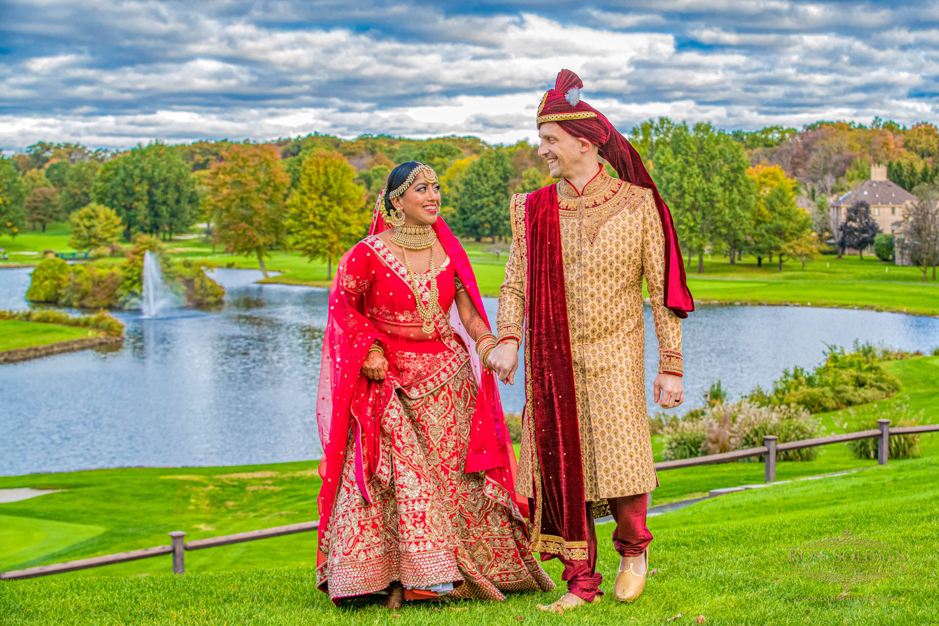BROOKLAKE COUNTRY CLUB INDIAN WEDDING 10