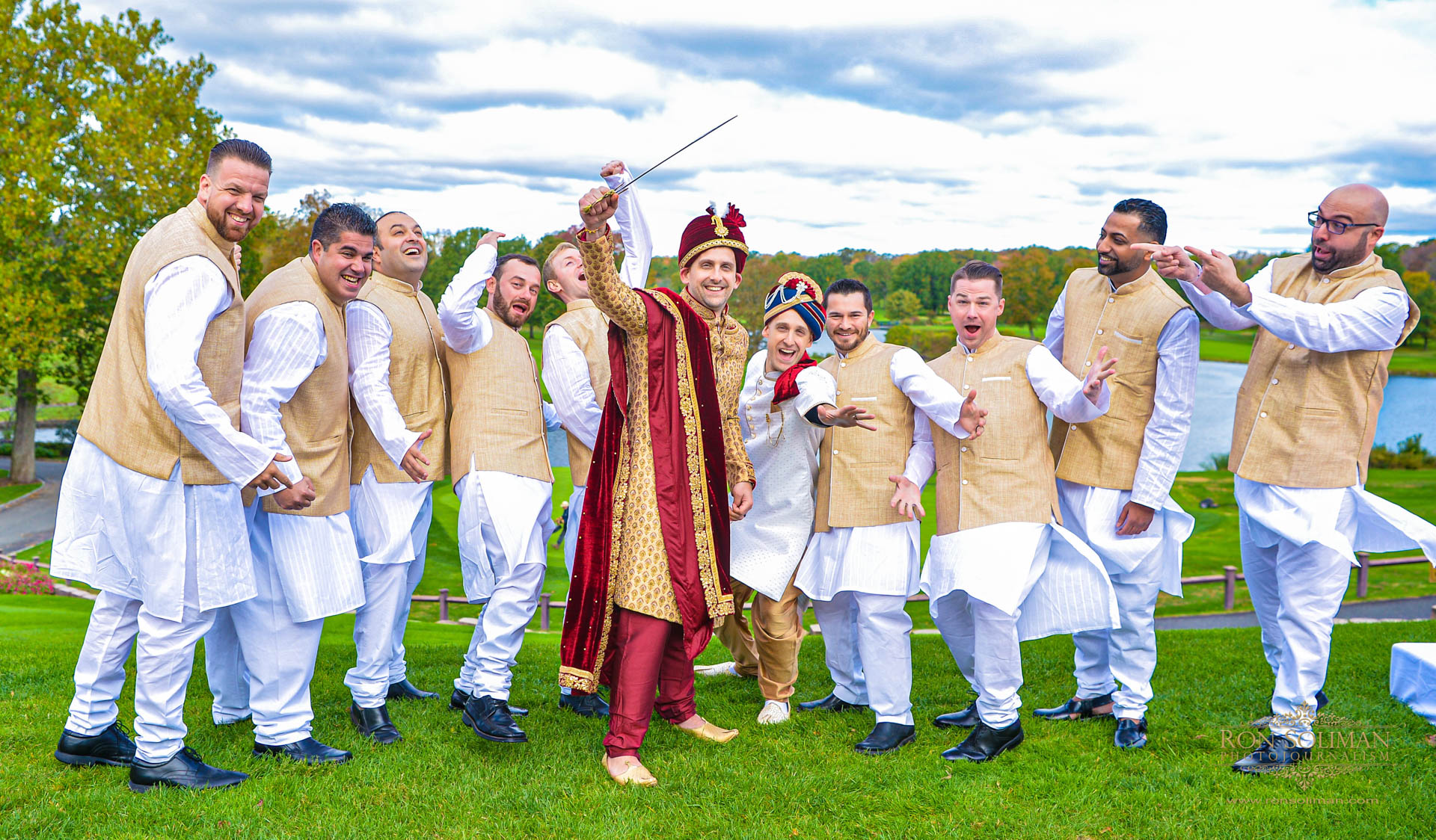 BROOKLAKE COUNTRY CLUB INDIAN WEDDING 12