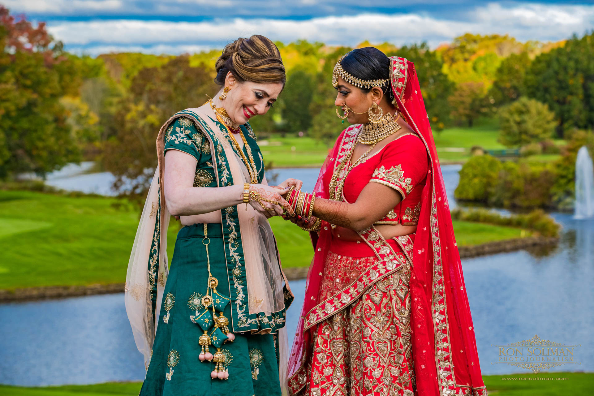 BROOKLAKE COUNTRY CLUB INDIAN WEDDING 13