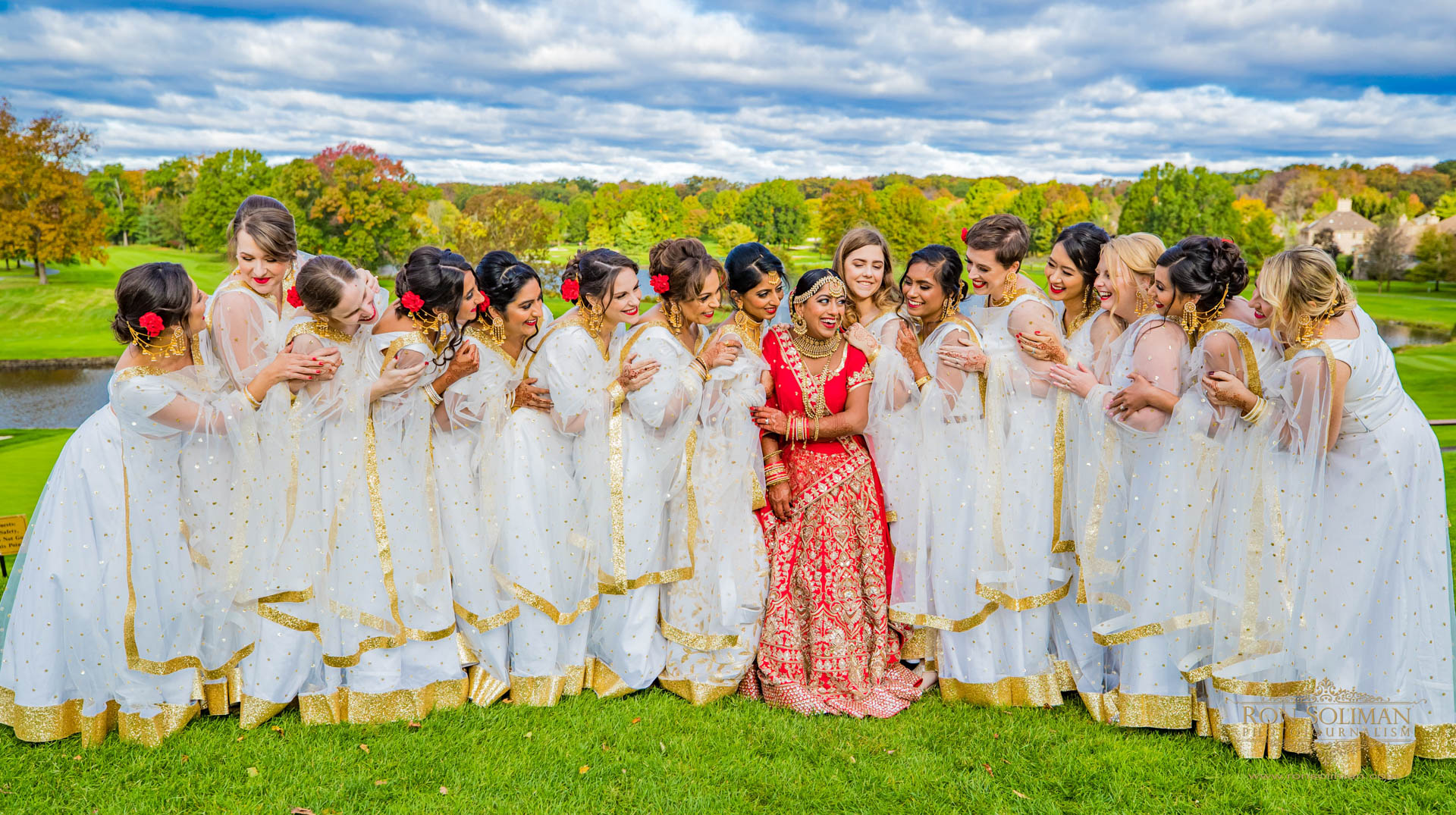 BROOKLAKE COUNTRY CLUB INDIAN WEDDING 14