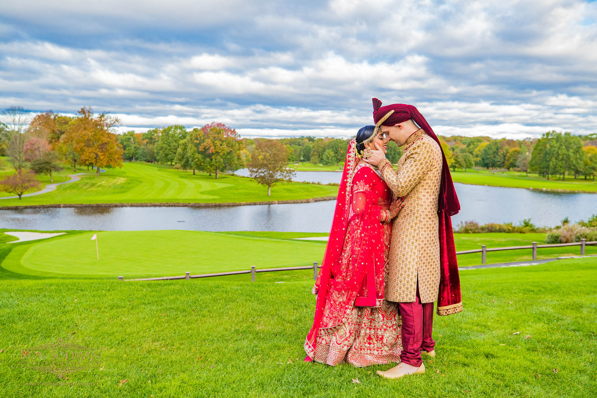 BROOKLAKE COUNTRY CLUB INDIAN WEDDING 16
