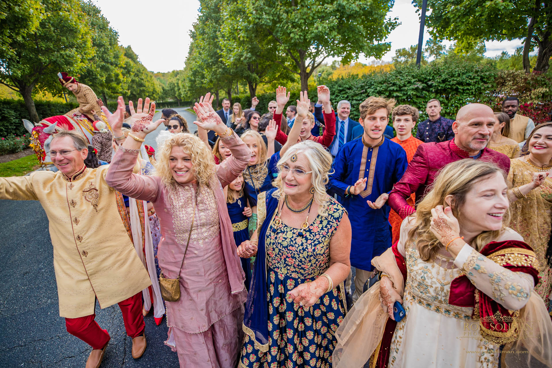 BROOKLAKE COUNTRY CLUB INDIAN WEDDING 19