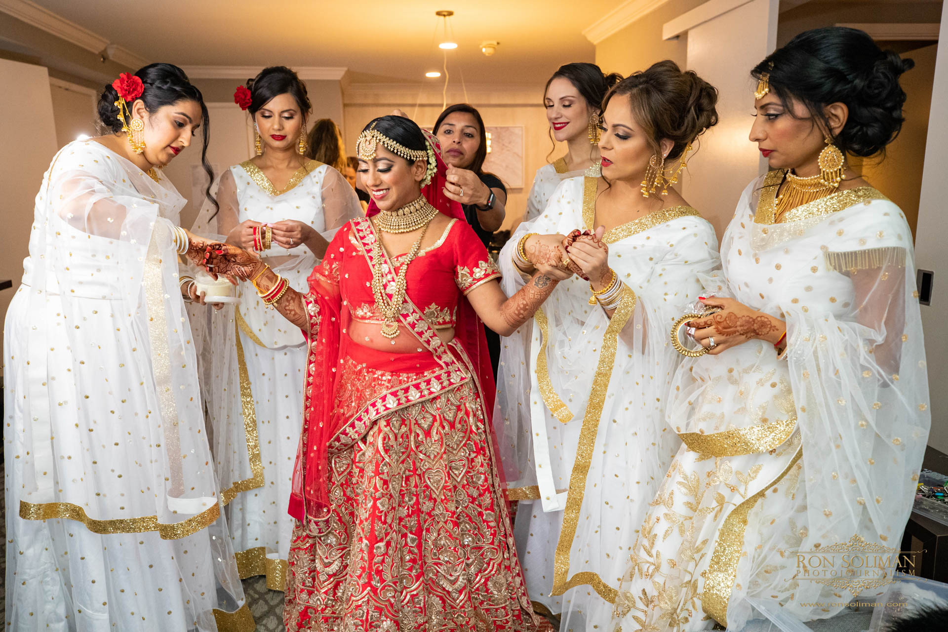 BROOKLAKE COUNTRY CLUB INDIAN WEDDING 2