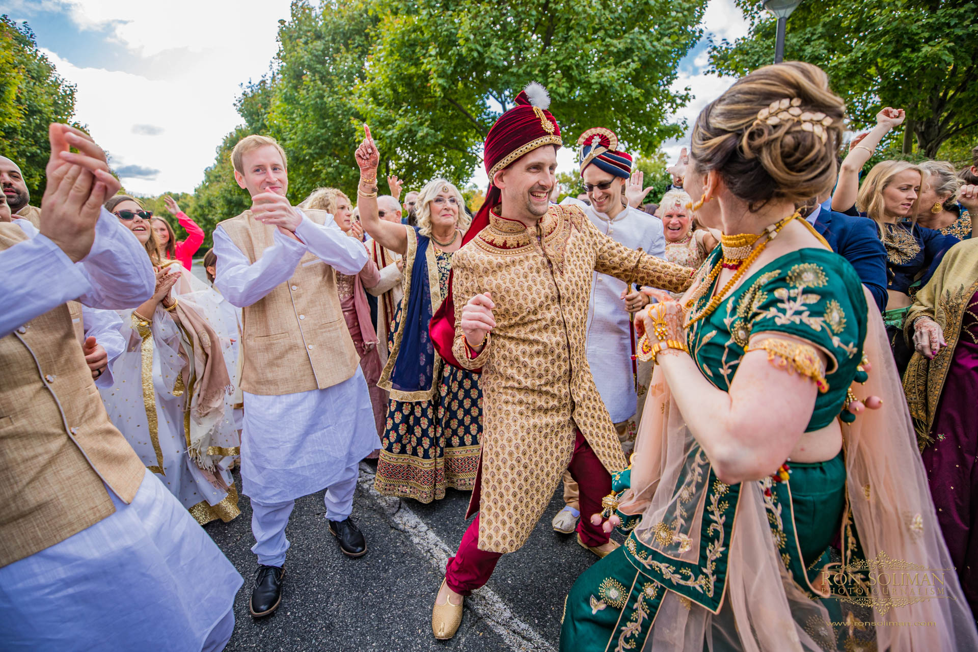 BROOKLAKE COUNTRY CLUB INDIAN WEDDING 20