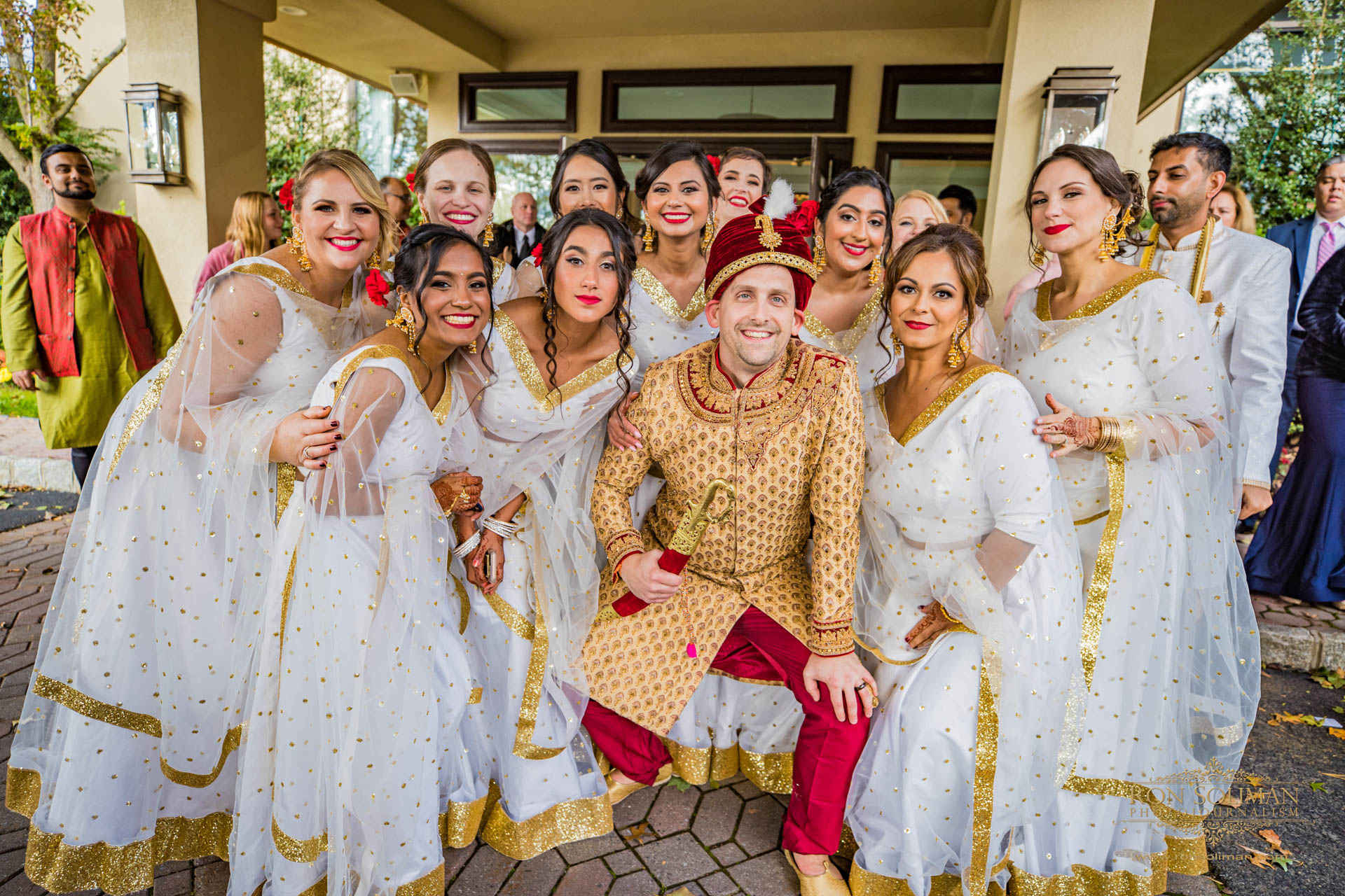 BROOKLAKE COUNTRY CLUB INDIAN WEDDING 21
