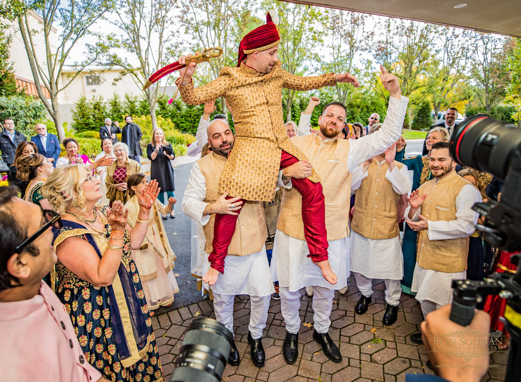 BROOKLAKE COUNTRY CLUB INDIAN WEDDING 22