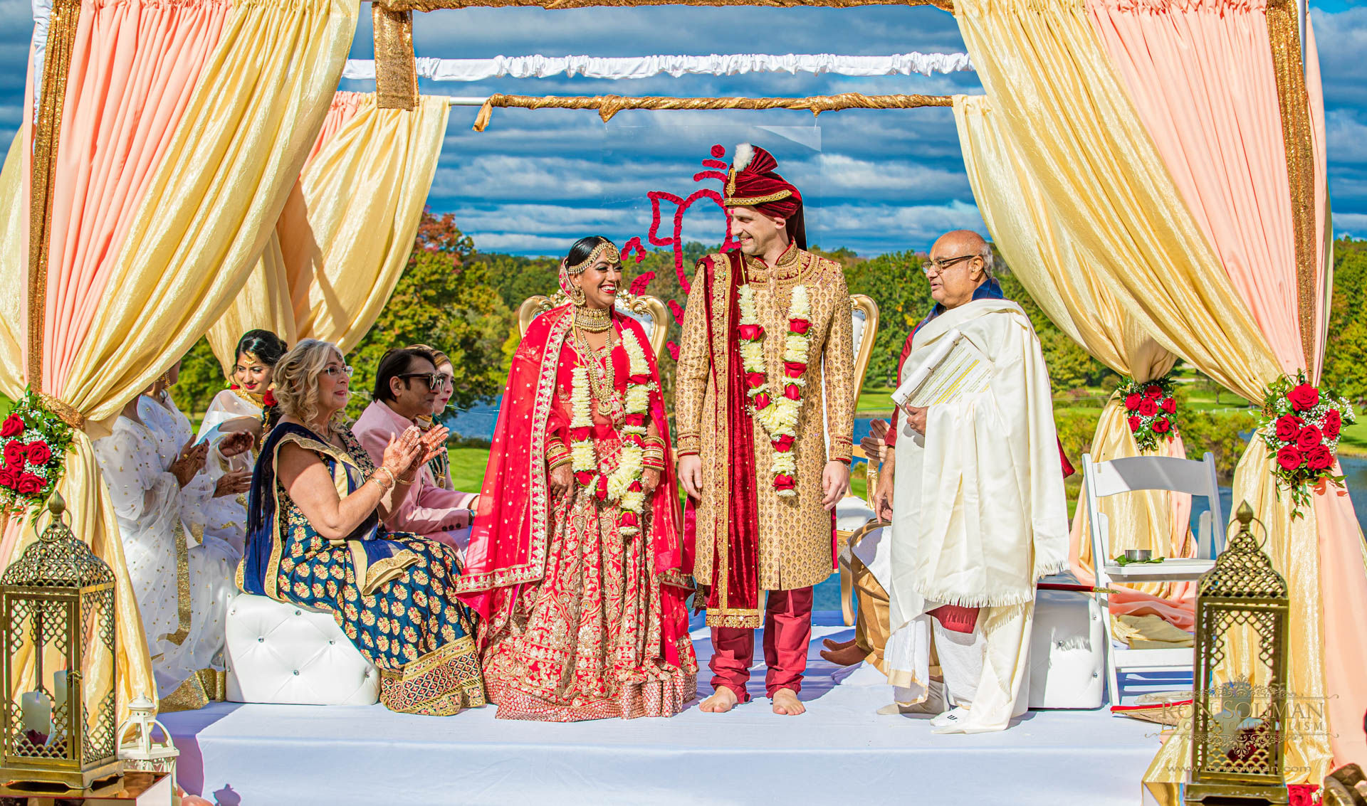 BROOKLAKE COUNTRY CLUB INDIAN WEDDING 28
