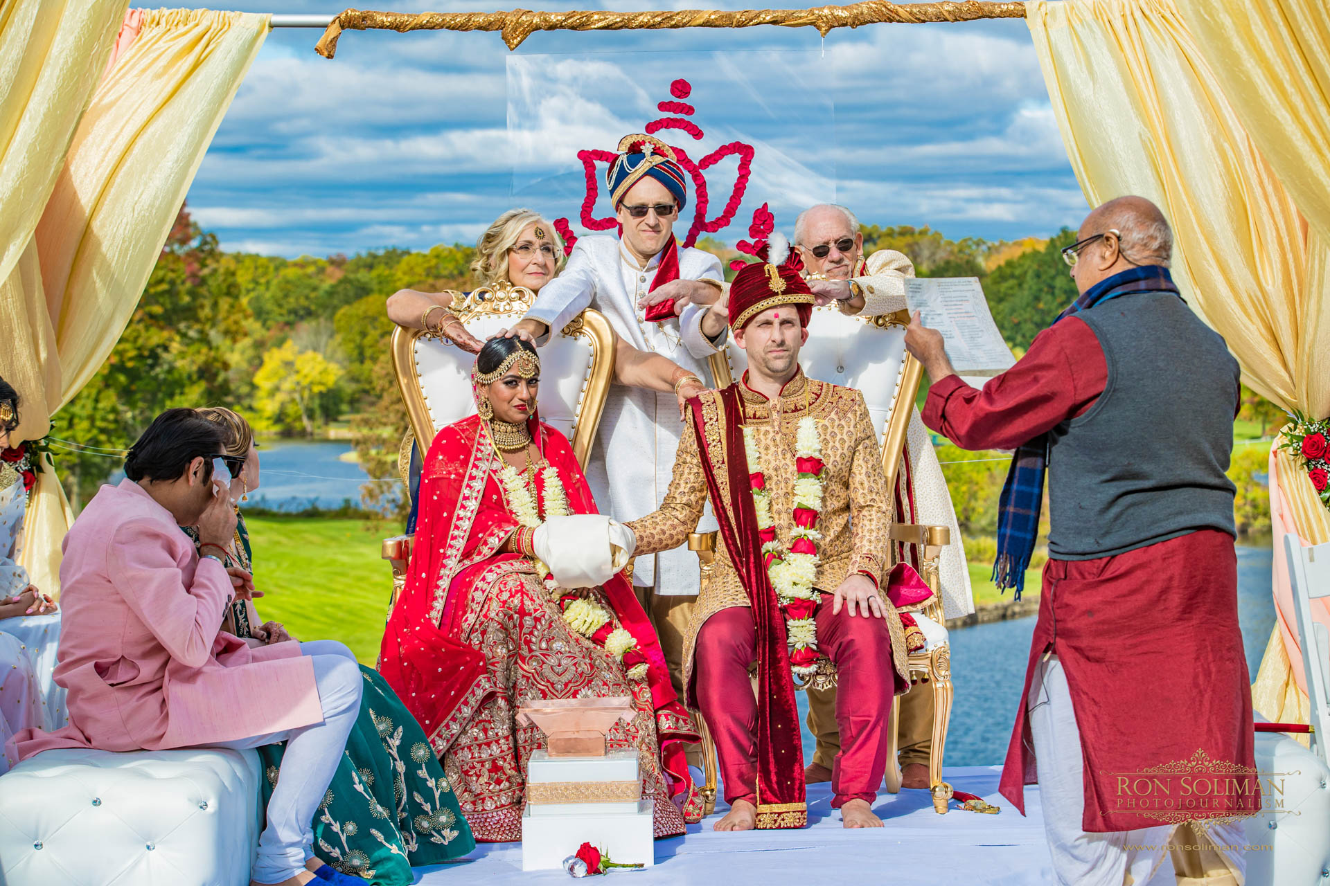 BROOKLAKE COUNTRY CLUB INDIAN WEDDING 29