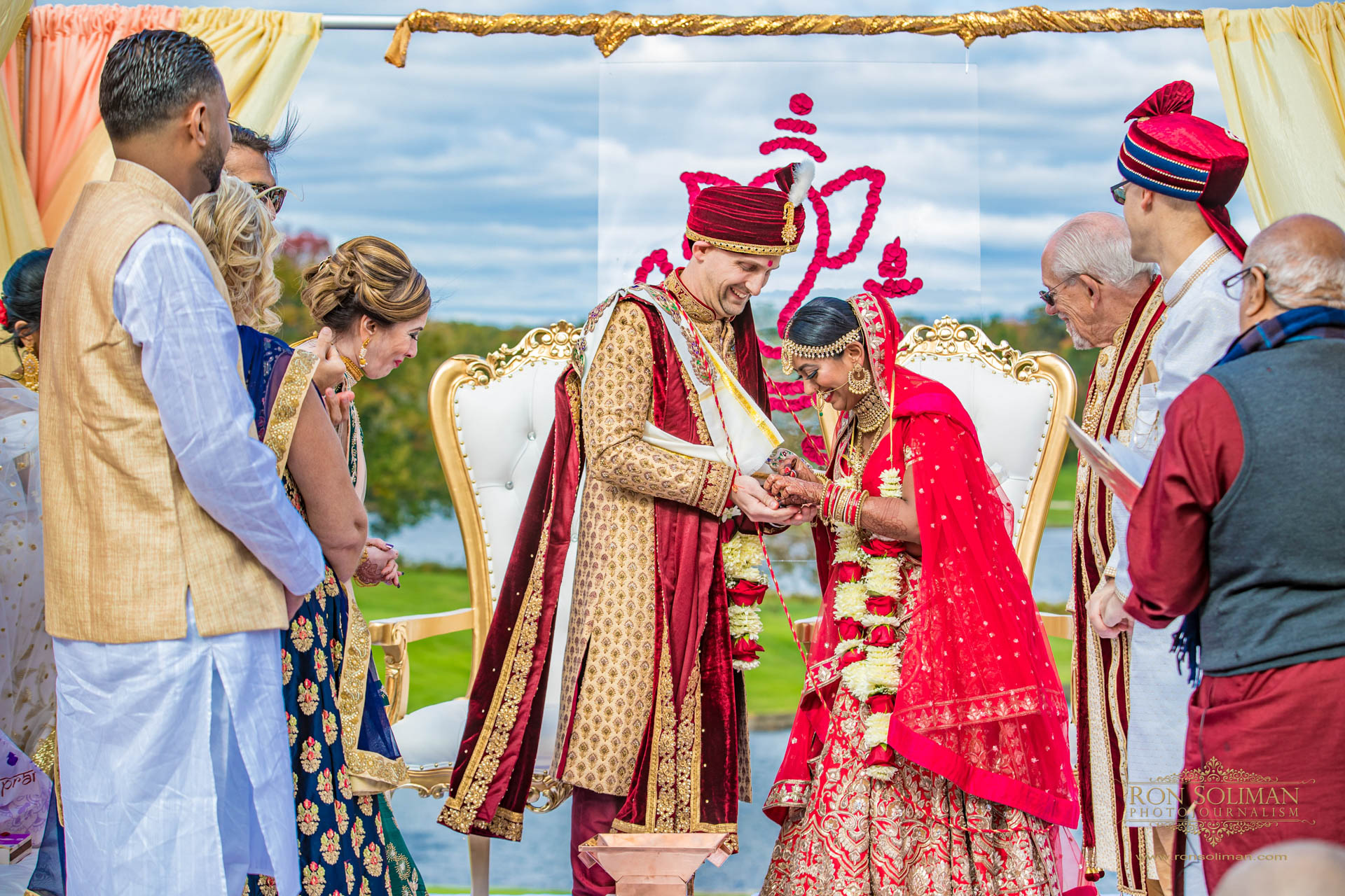 BROOKLAKE COUNTRY CLUB INDIAN WEDDING 33
