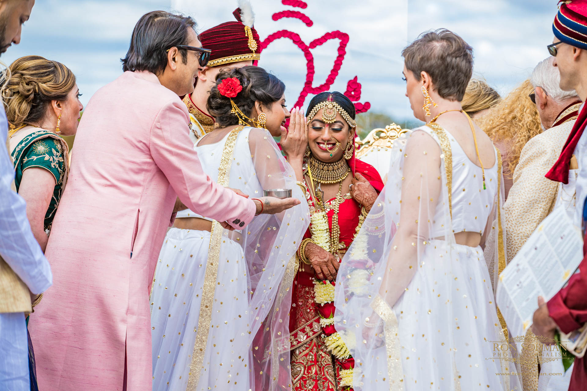 BROOKLAKE COUNTRY CLUB INDIAN WEDDING 34