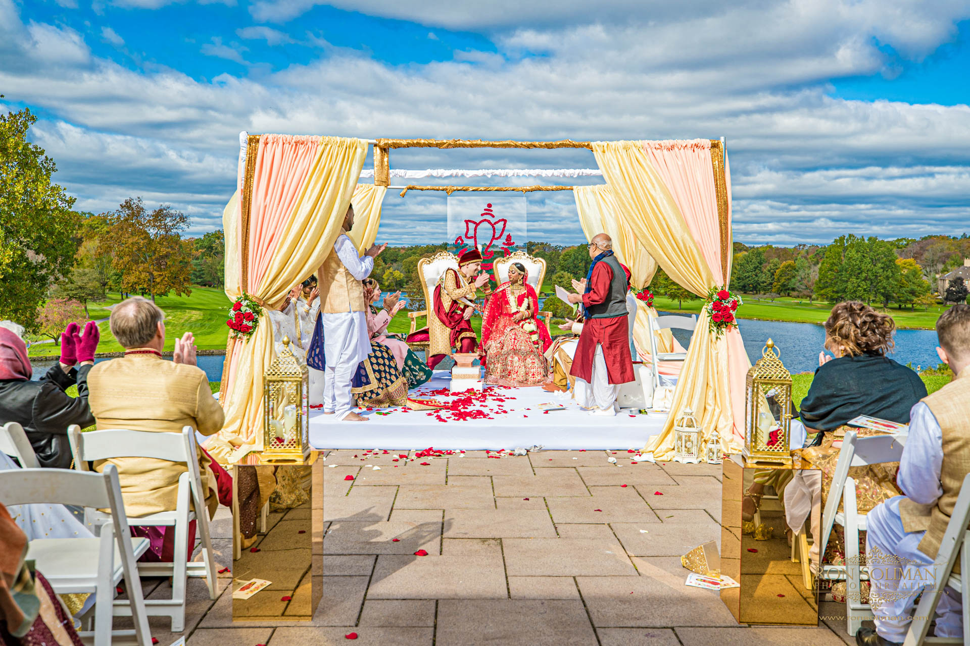 BROOKLAKE COUNTRY CLUB INDIAN WEDDING 35