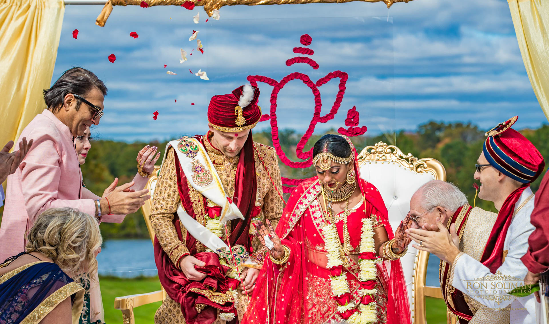 BROOKLAKE COUNTRY CLUB INDIAN WEDDING 36