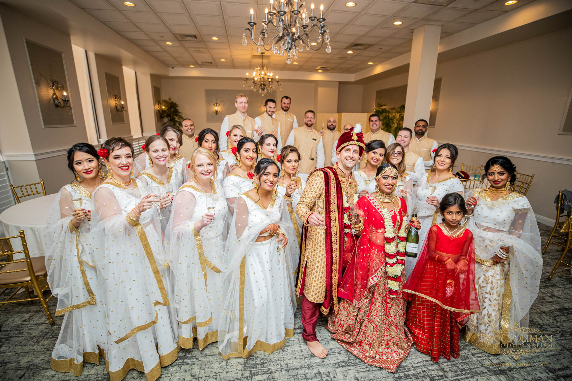 BROOKLAKE COUNTRY CLUB INDIAN WEDDING 39
