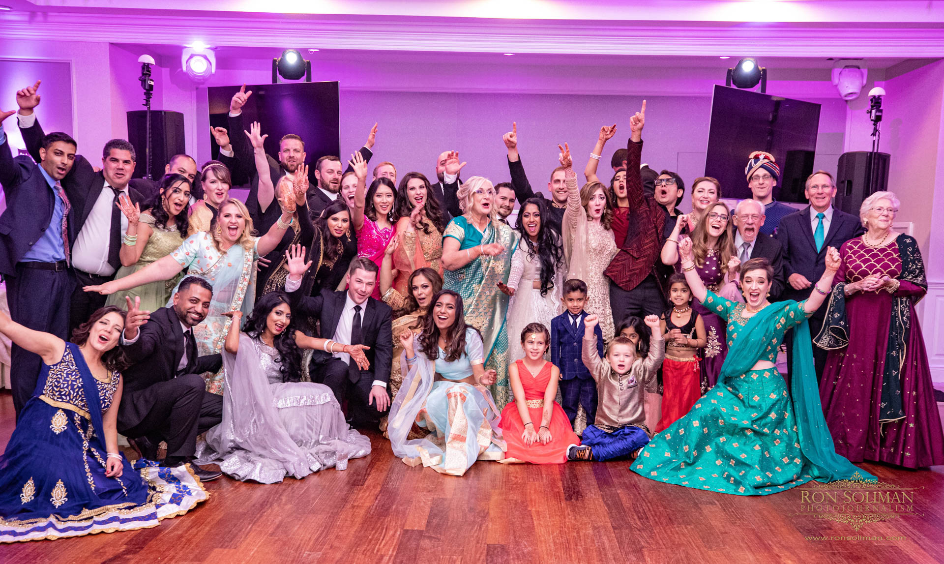 BROOKLAKE COUNTRY CLUB INDIAN WEDDING 45
