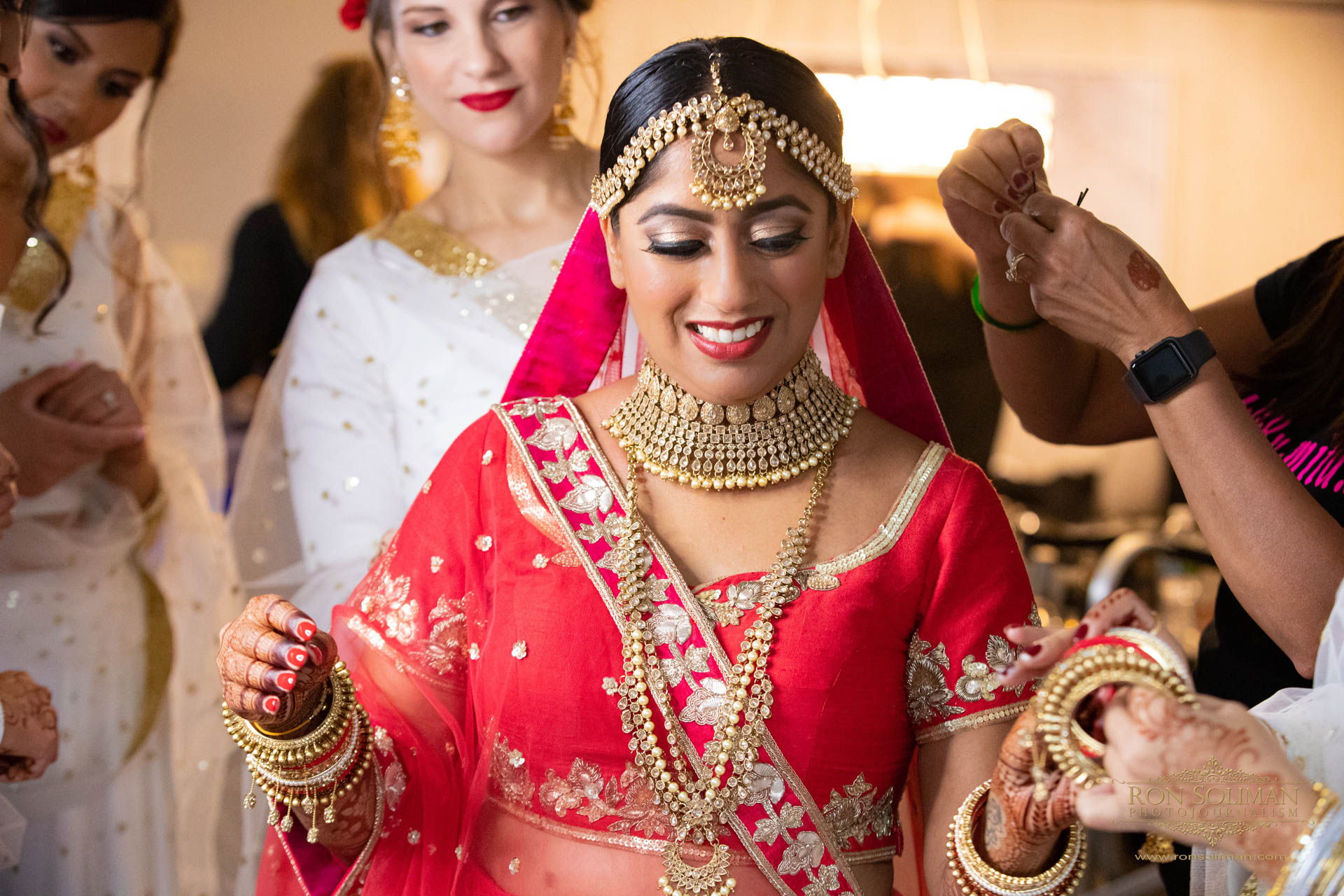 BROOKLAKE COUNTRY CLUB INDIAN WEDDING 5