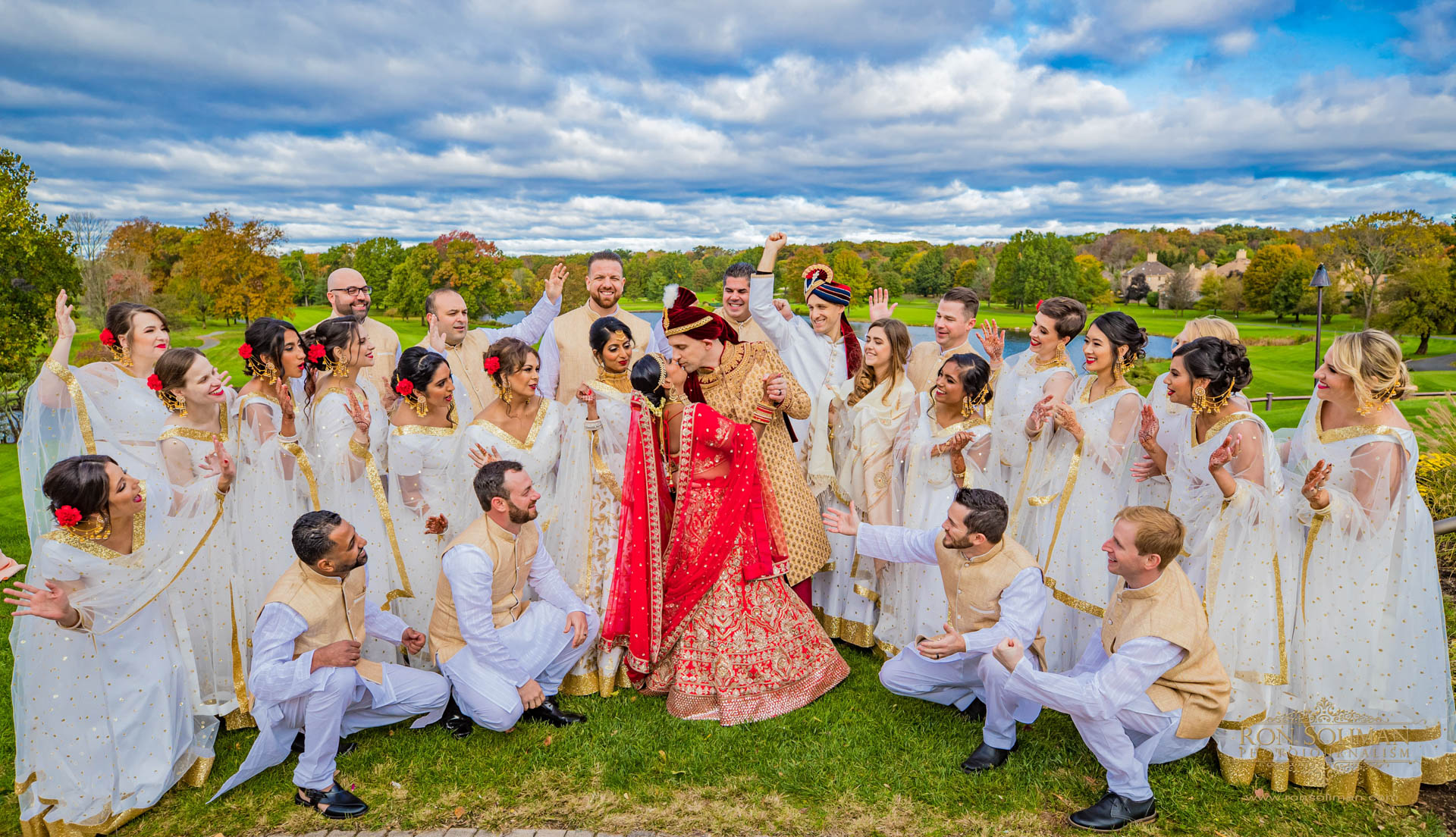 BROOKLAKE COUNTRY CLUB INDIAN WEDDING 9