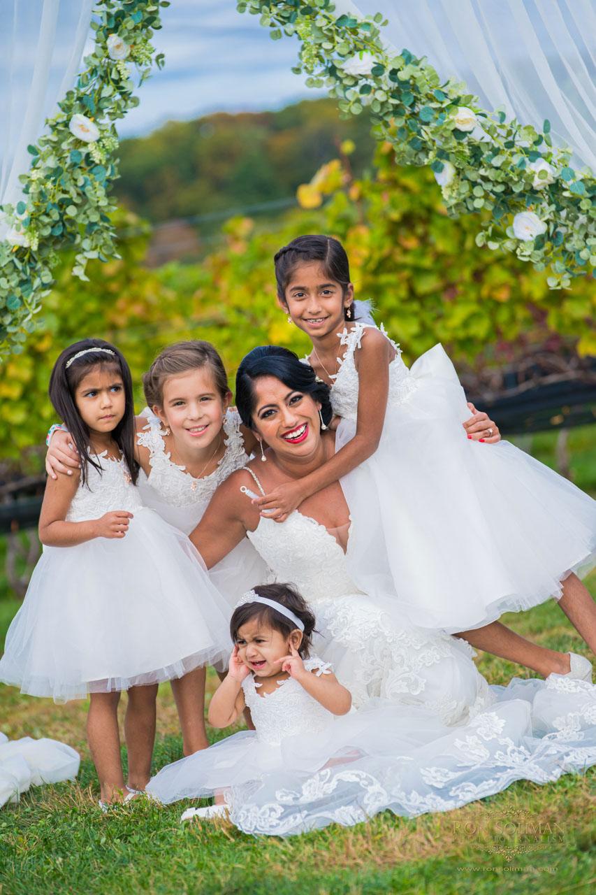 Benaduce Vineyards Wedding 12