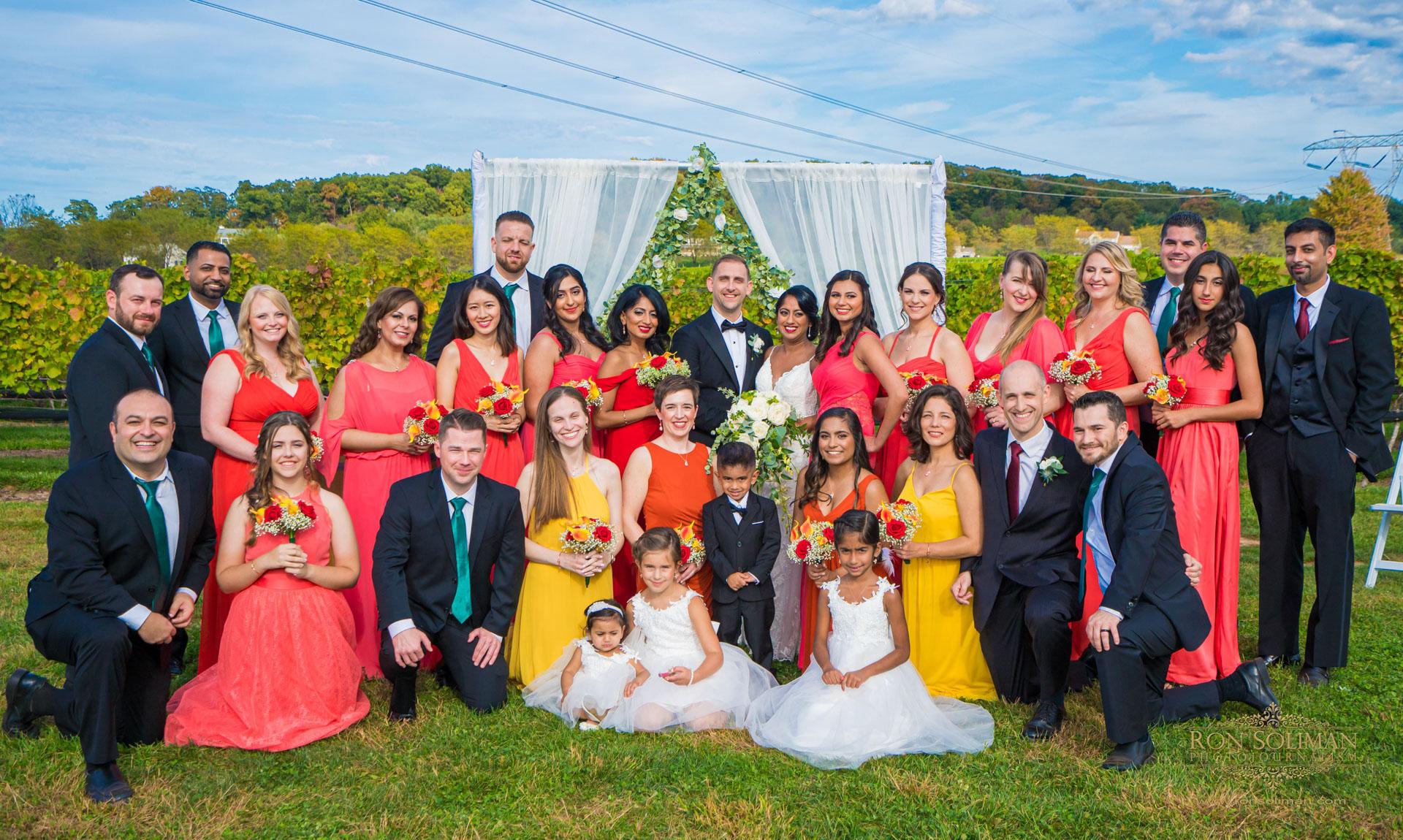 Benaduce Vineyards Wedding 13