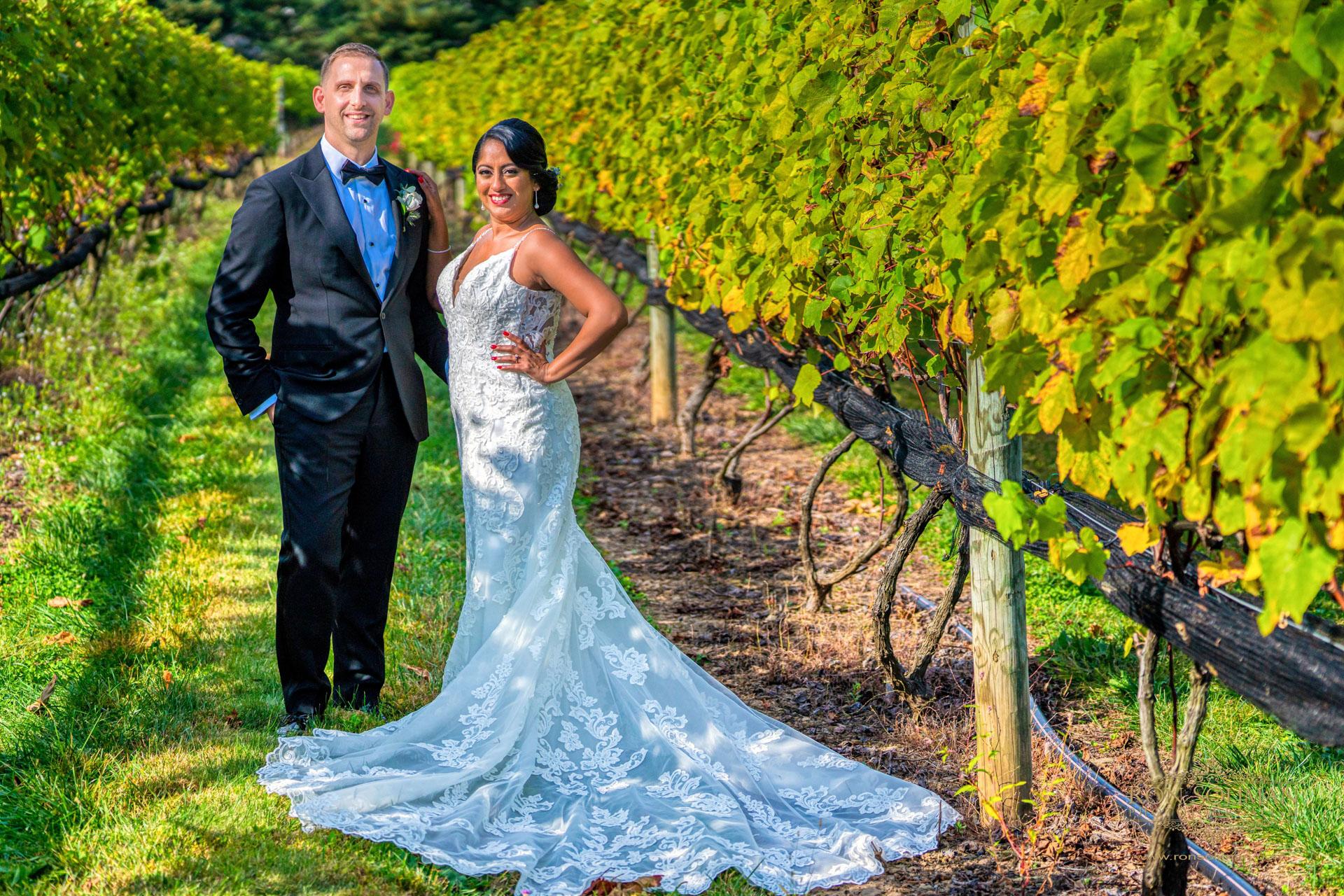 Benaduce Vineyards Wedding 14