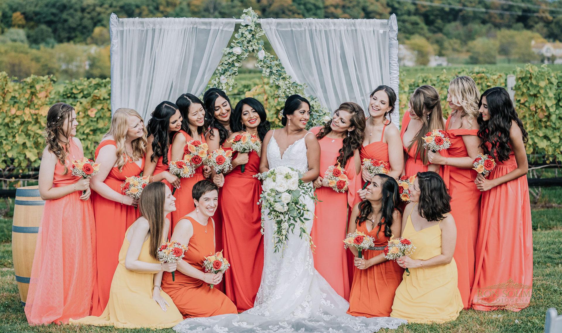 Benaduce Vineyards Wedding 15
