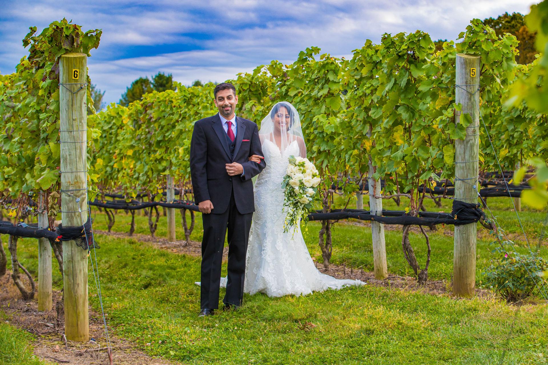 Benaduce Vineyards Wedding 17