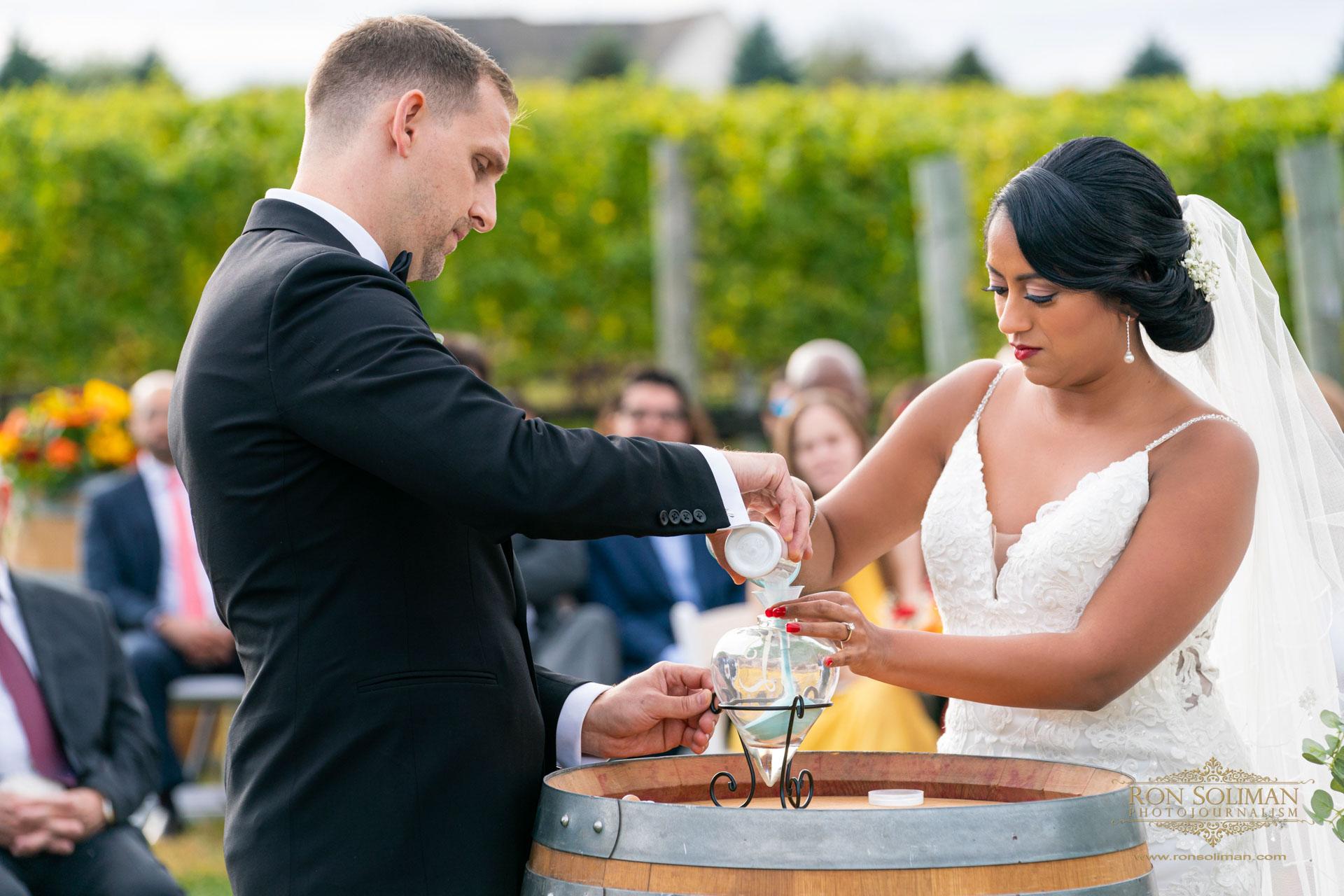 Benaduce Vineyards Wedding 20