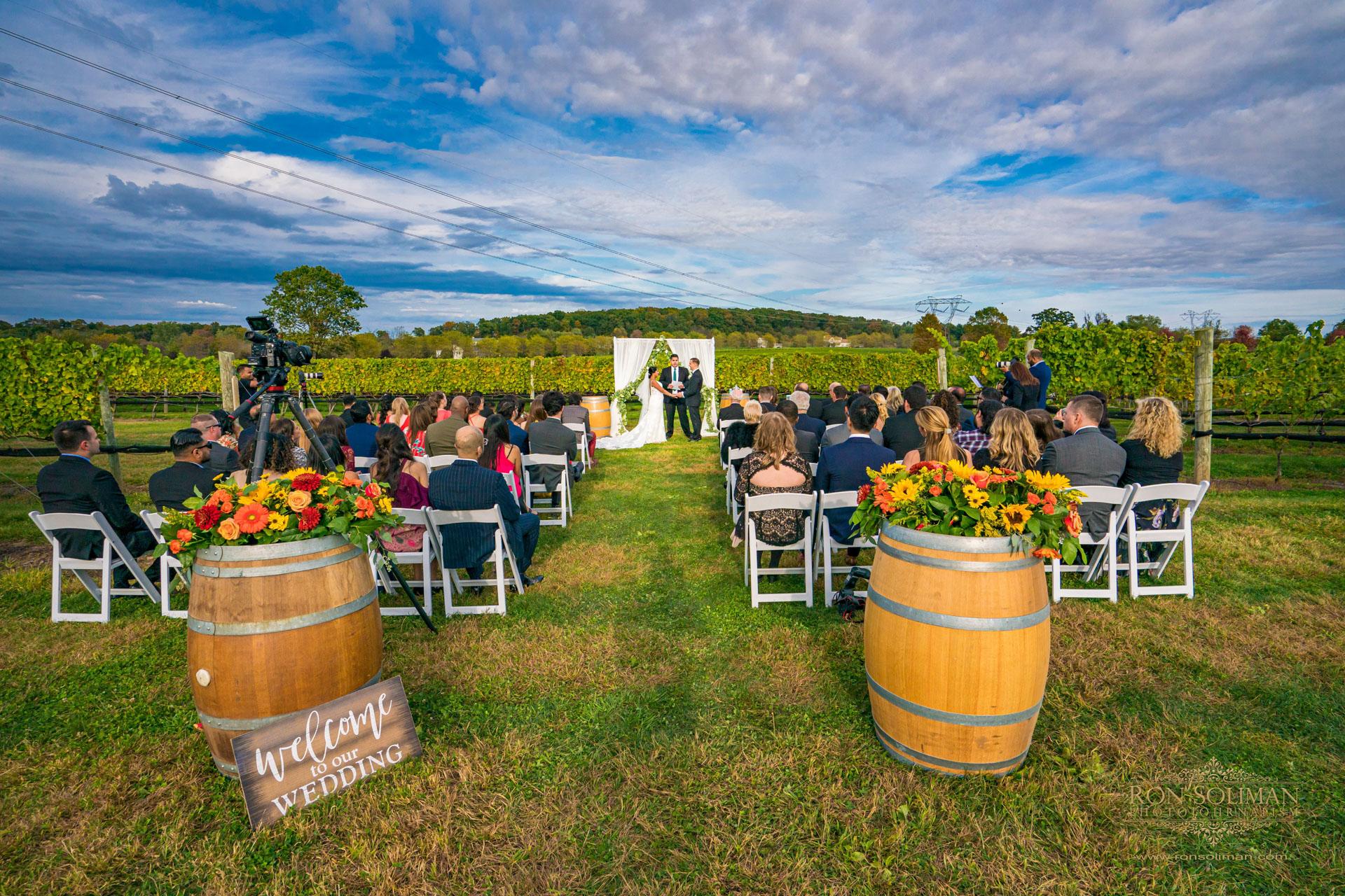 Benaduce Vineyards Wedding 22