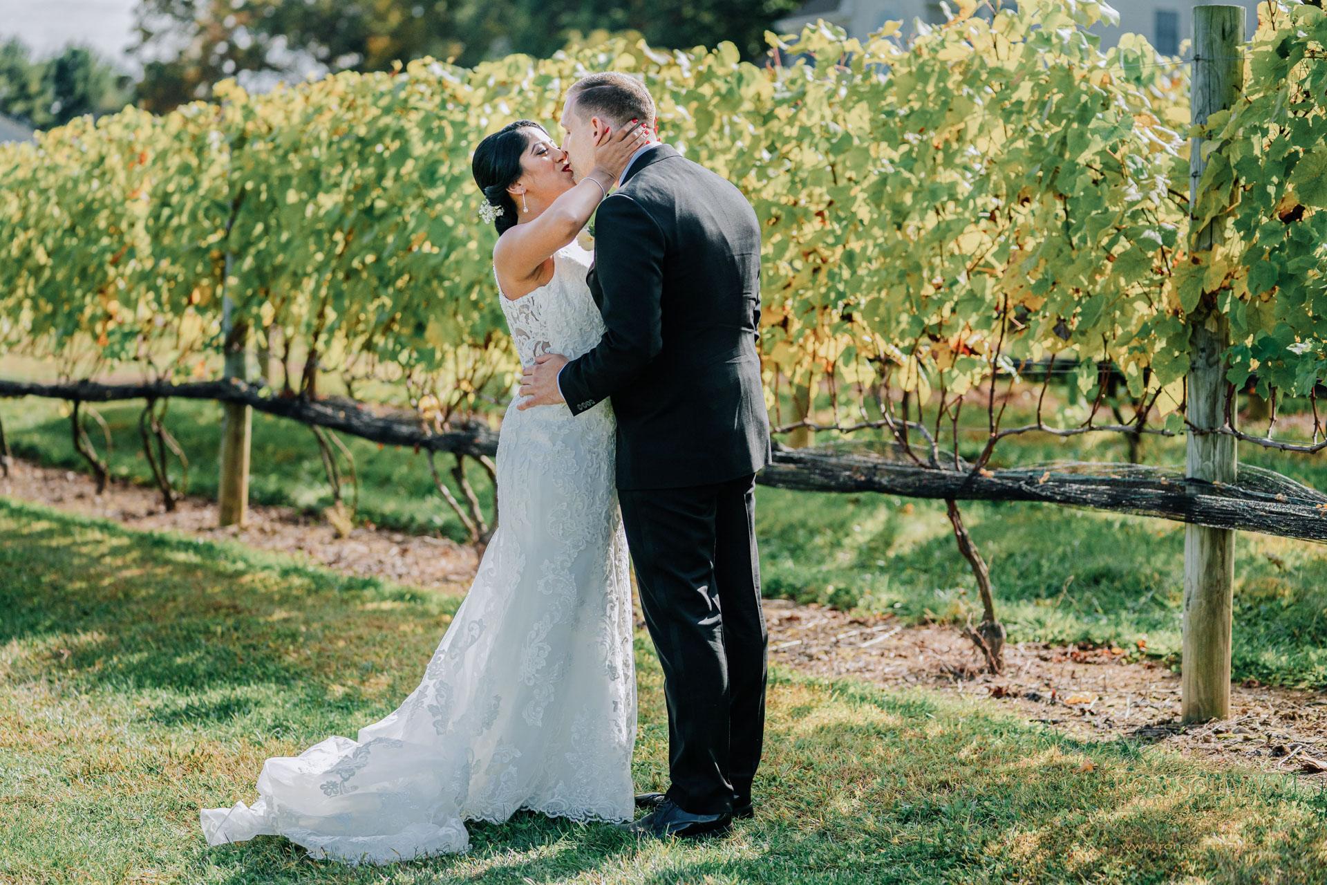 Benaduce Vineyards Wedding 7