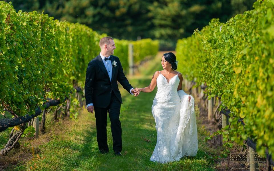 Benaduce Vineyards Wedding photos