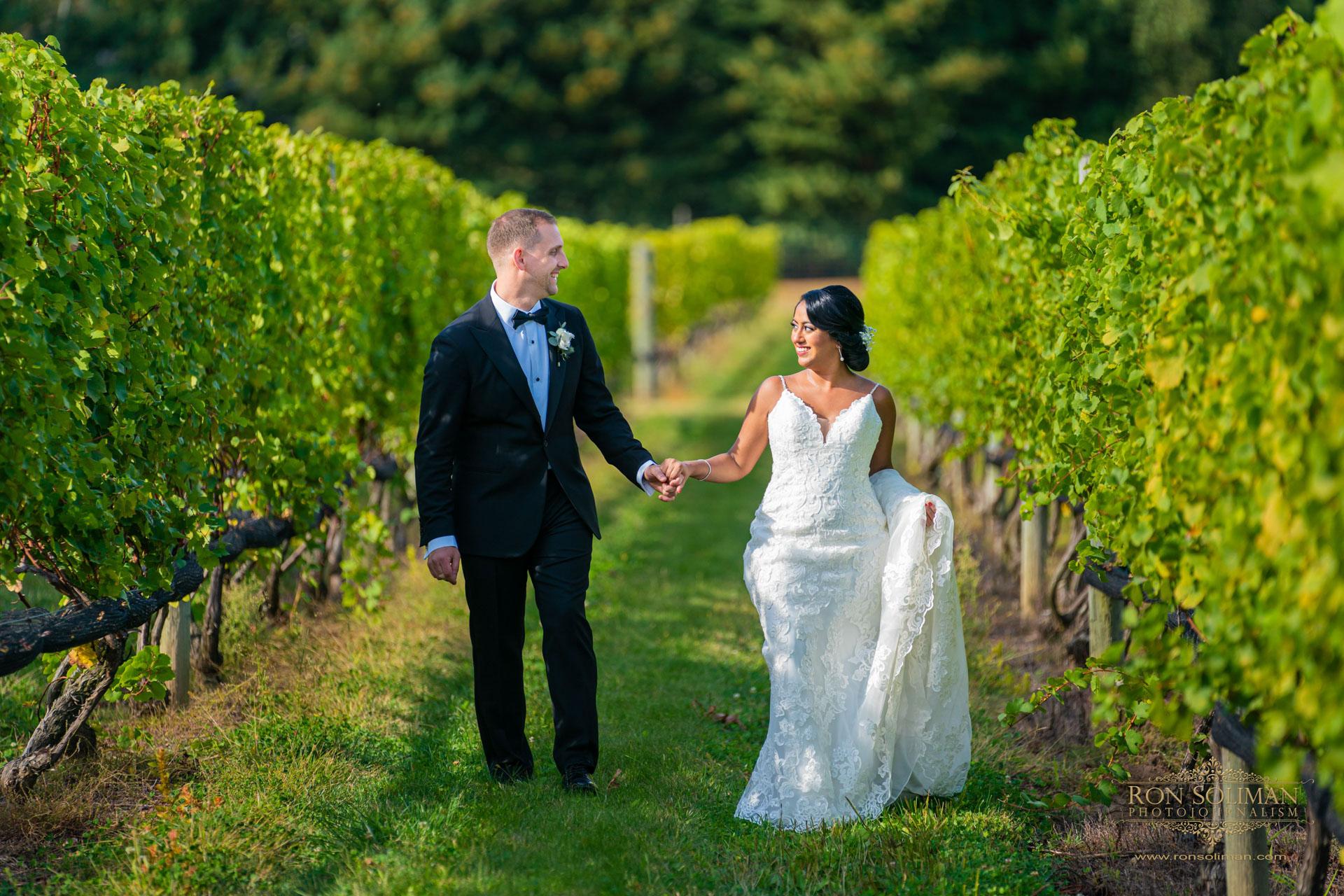 Benaduce Vineyards Wedding 9